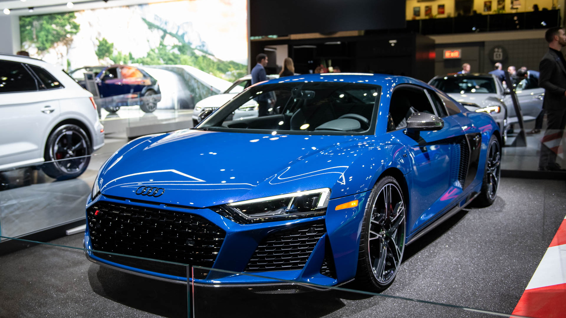 2020 Audi R8, 2019 New York International Auto Show