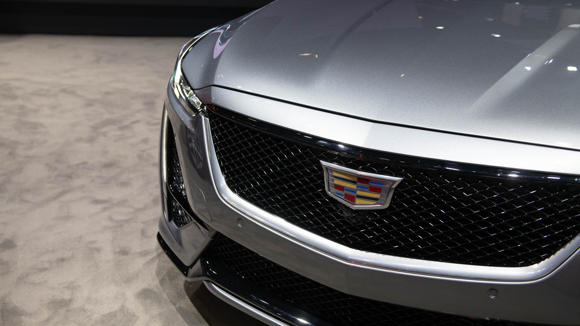 2020 Cadillac CT5, 2019 New York International Auto Show