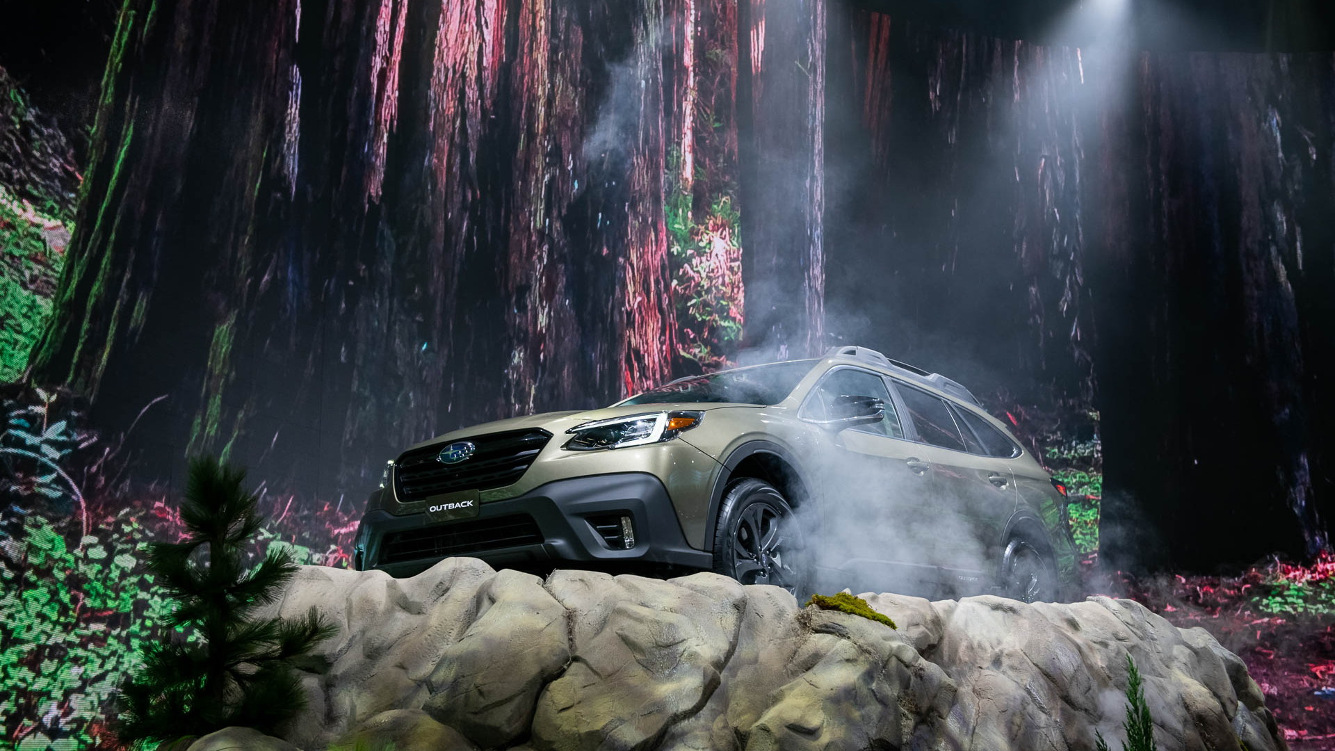 2020 Subaru Outback, 2019 New York International Auto Show