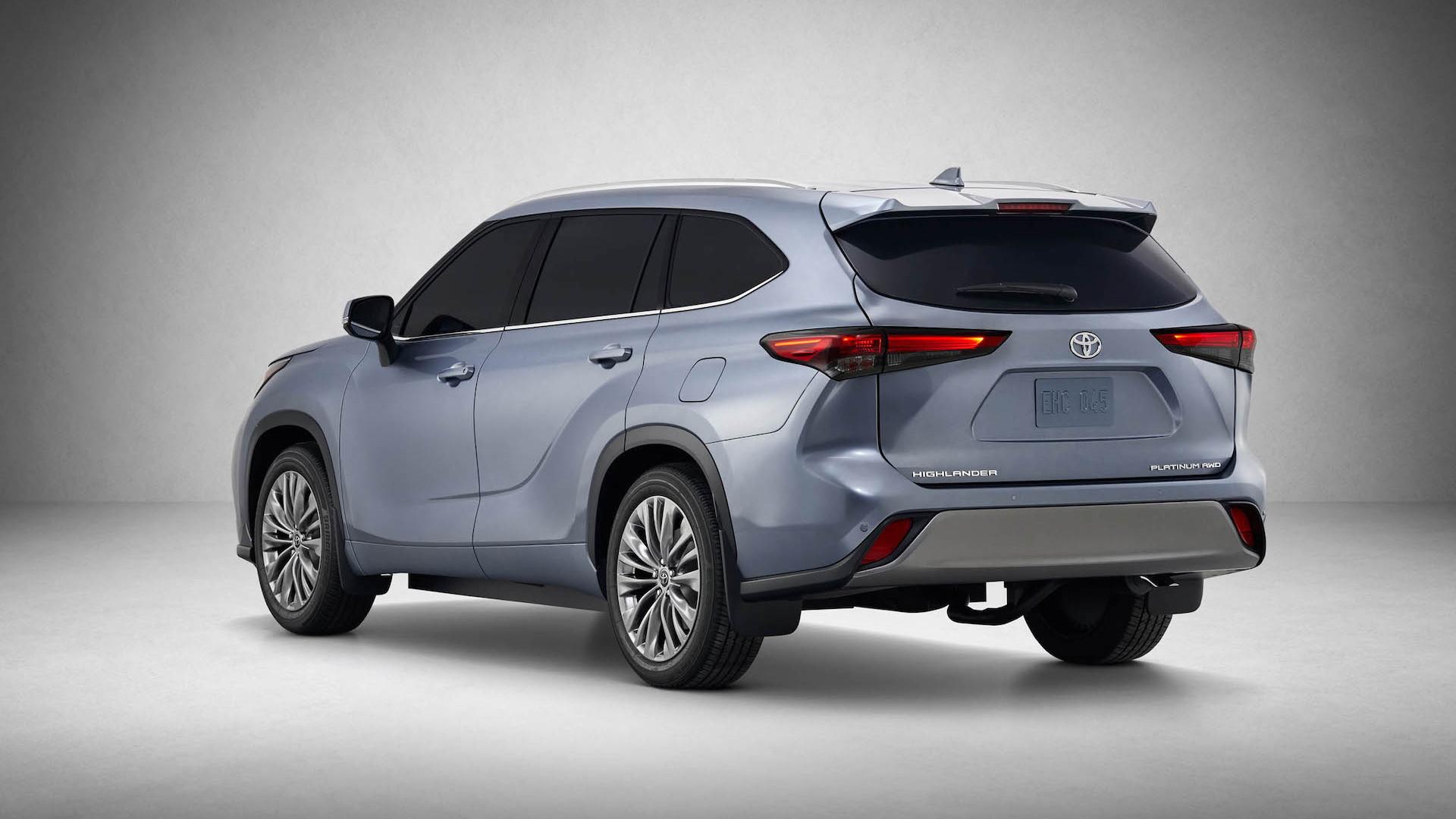 2020 Toyota Highlander Hybrid Arrives Promises 34 Mpg Combined