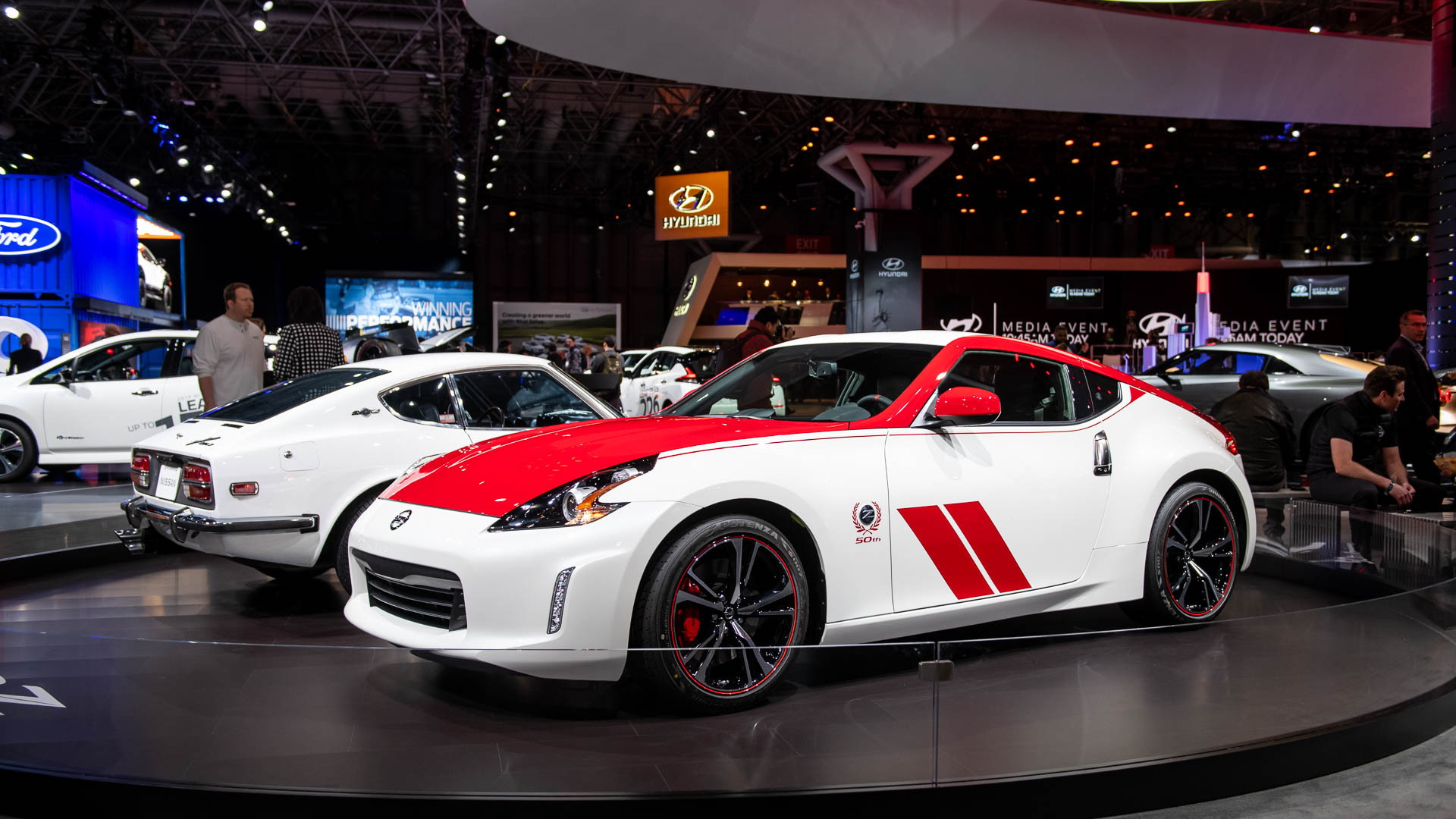 2020 Nissan 370Z 50th Anniversary Edition, 2019 New York International Auto Show