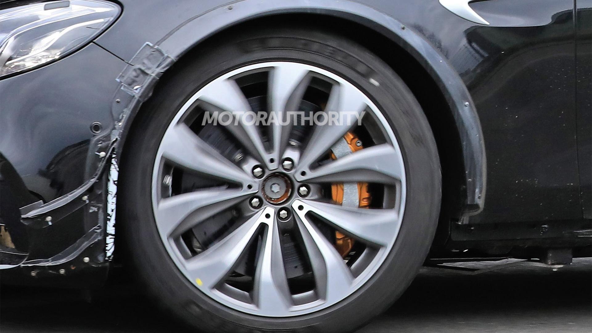 Possible test mule for 2022 Mercedes-Benz SL-Class - Image via S. Baldauf/SB-Medien