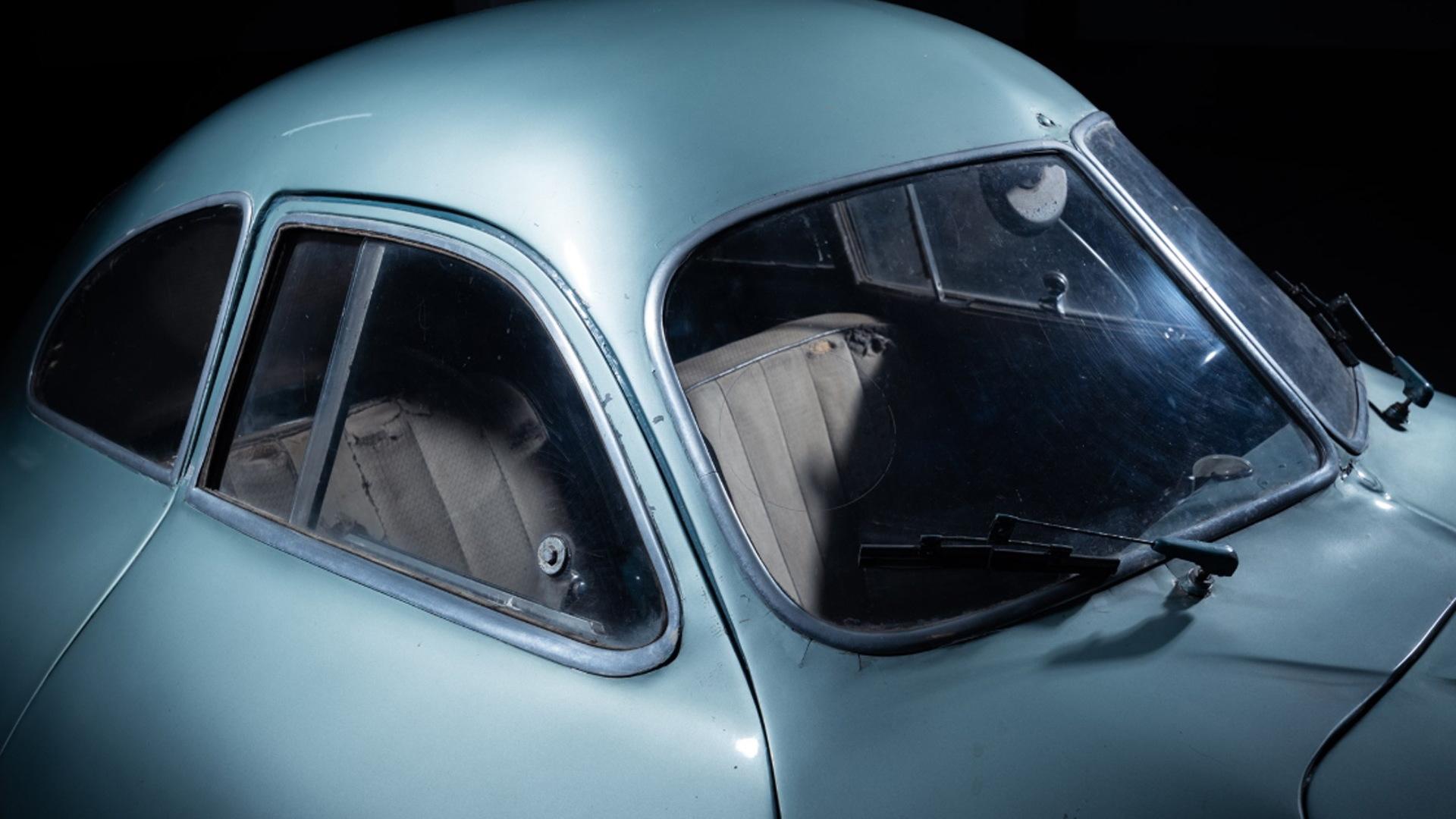 Legendary Porsche-Designed Type 64 Up For Auction