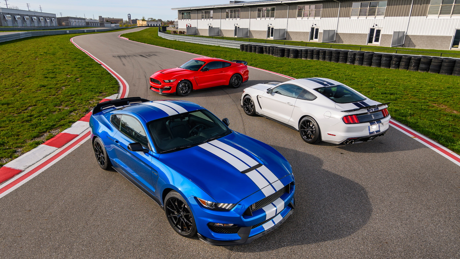 First drive review: 2019 Ford Mustang Shelby GT350 gets a
