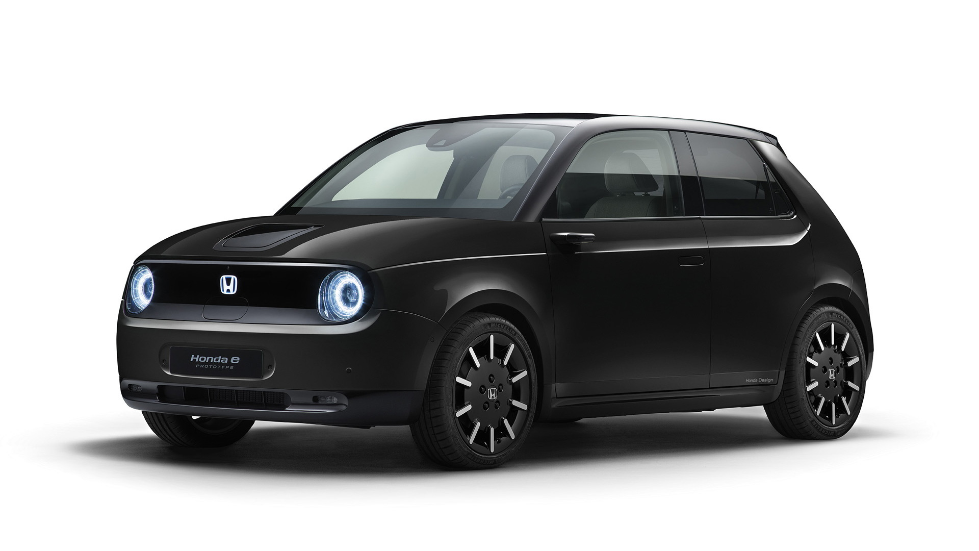 2020 Honda E prototype
