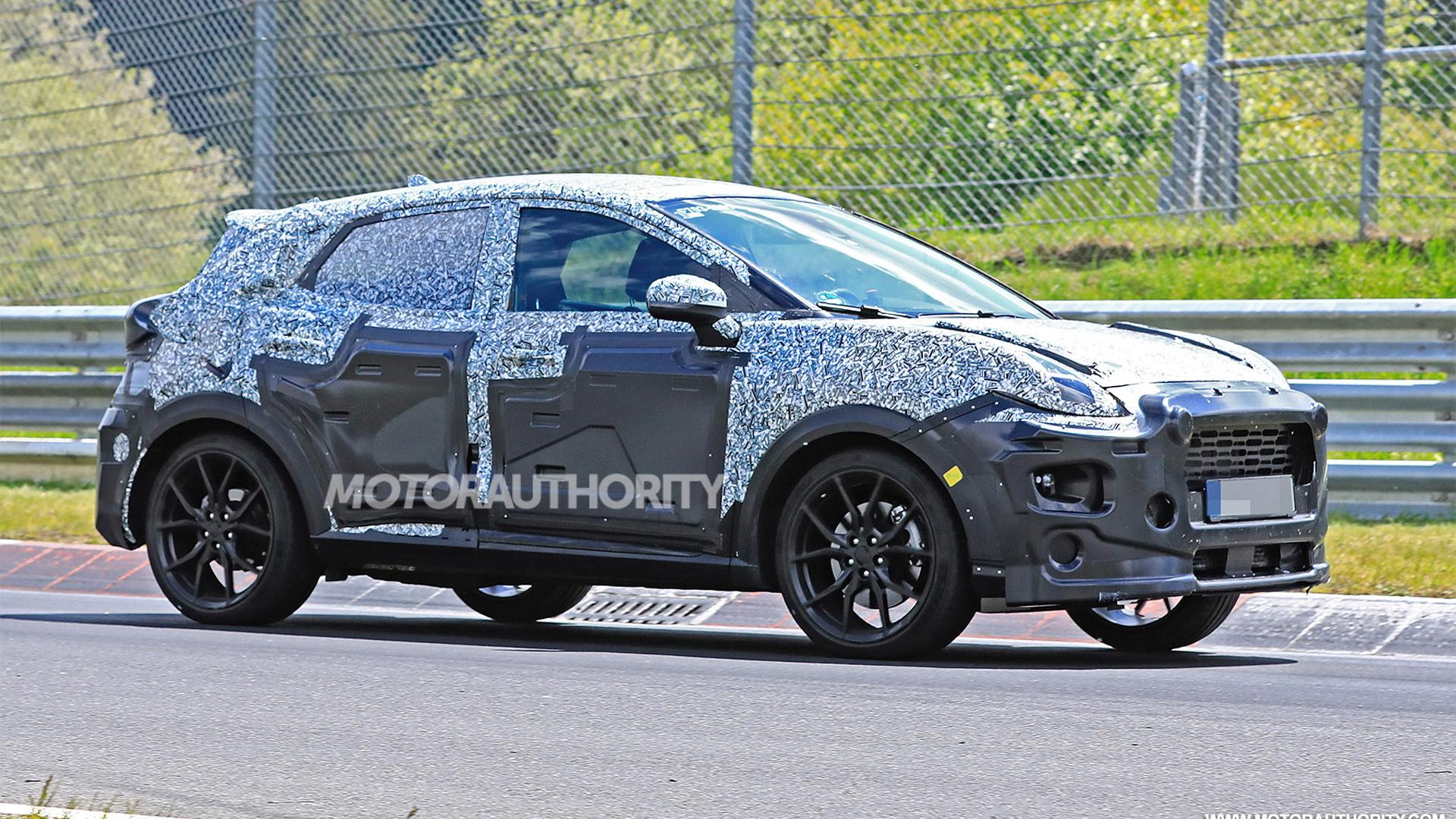 2021 Ford Puma Spy Photos, Release Date >> 2021 Ford Puma St Spy Shots