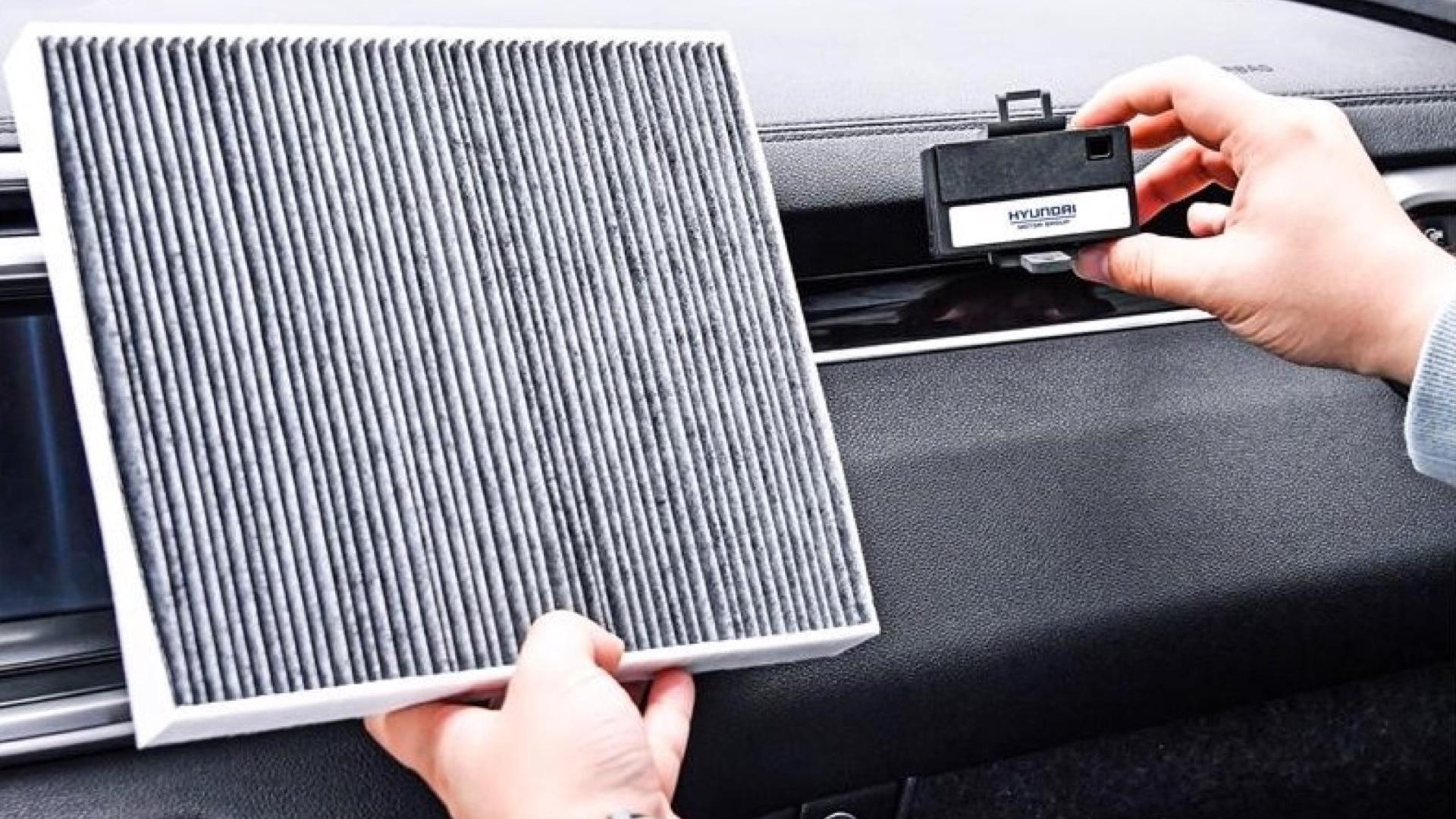 Hyundai Smart Air Purification system