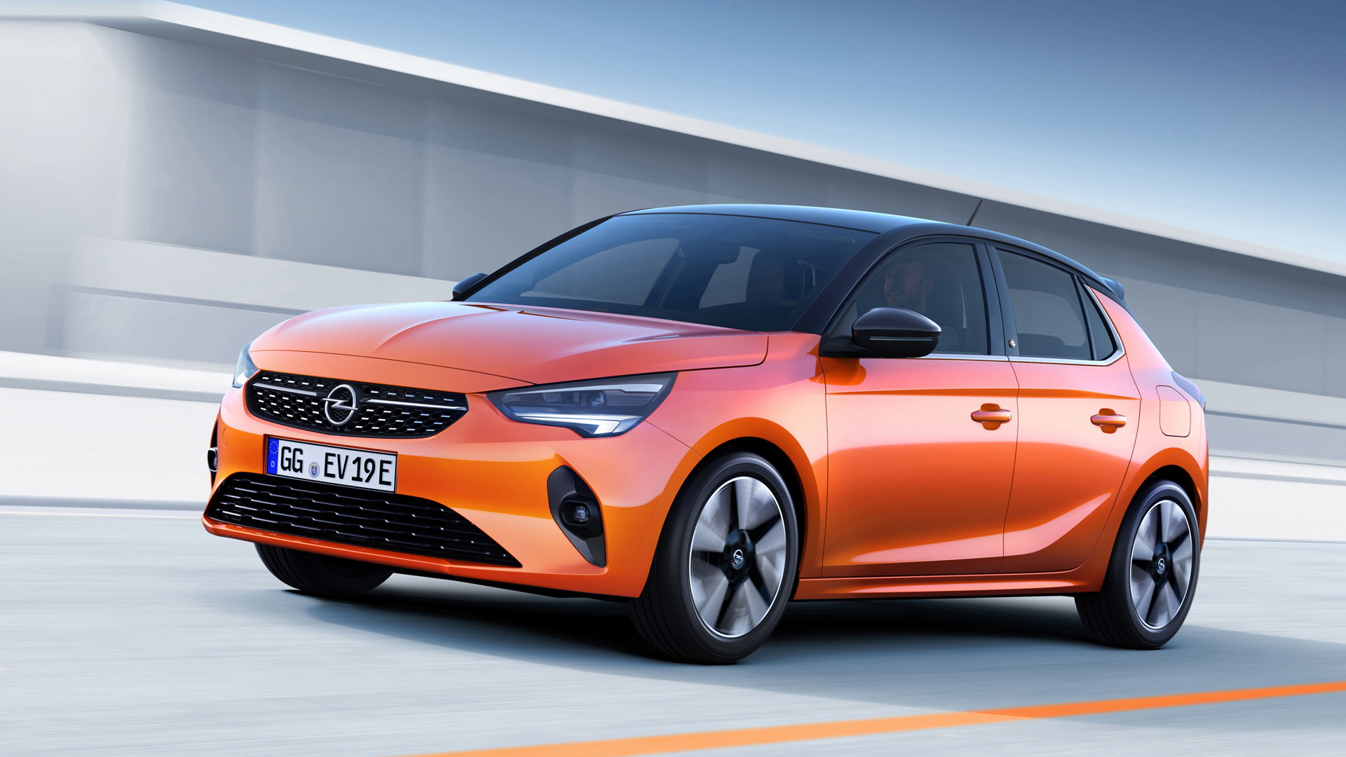 Vauxhall Corsa-e: First look at the all-new all-electric supermini
