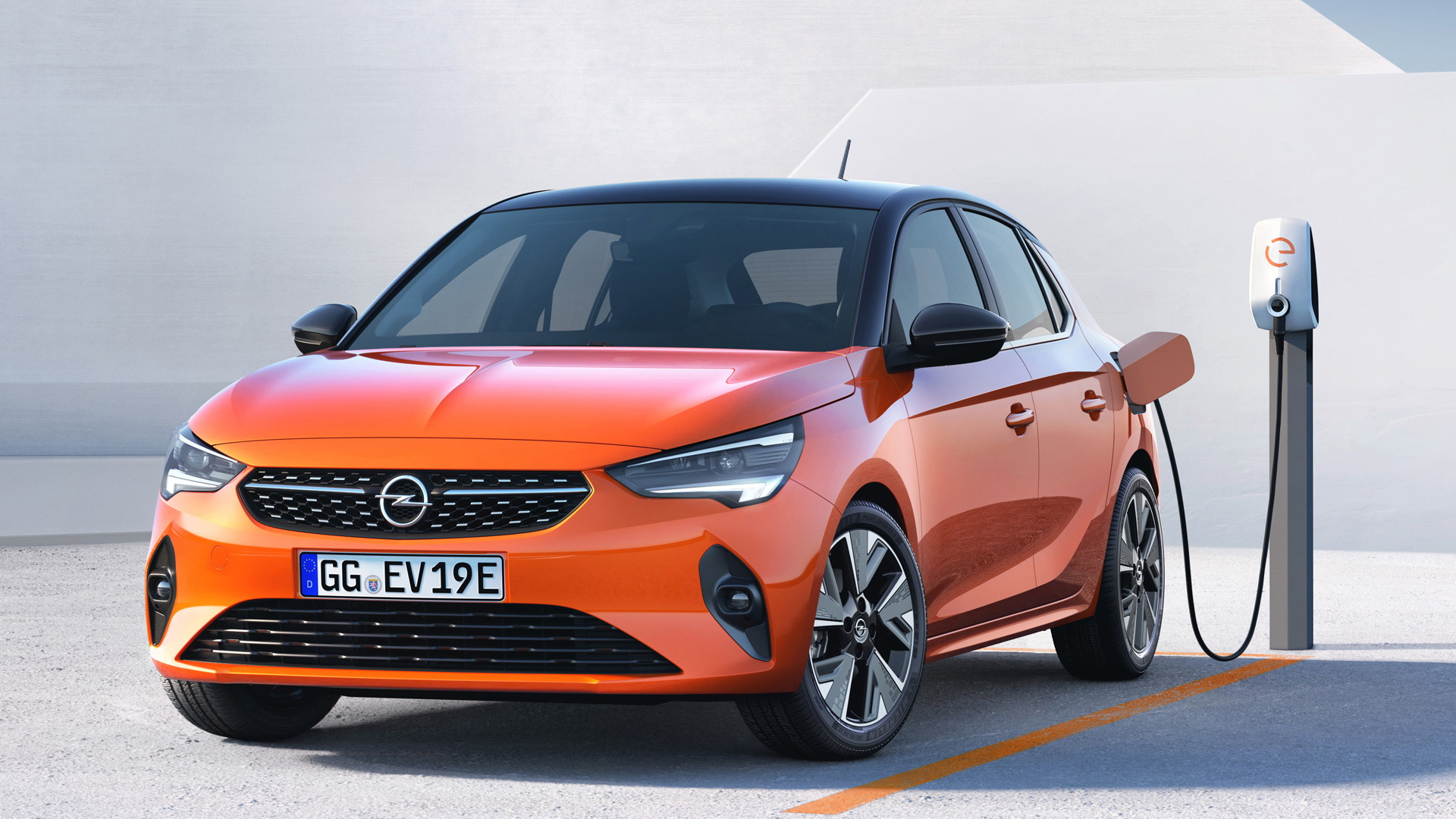 Opel S First Car Post Gm Is The 2020 Corsa E Electric Hatch