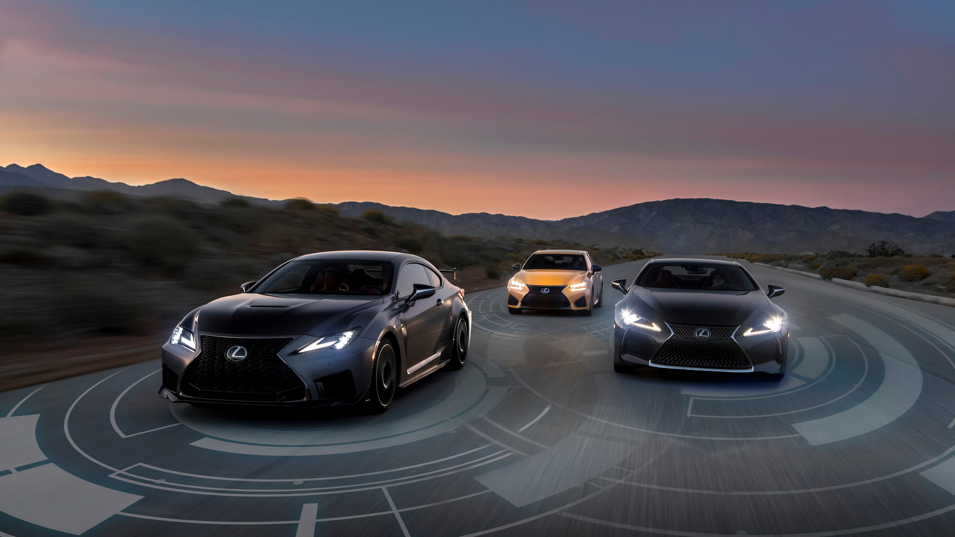 Lexus active safety equipment standard on every 2020 model