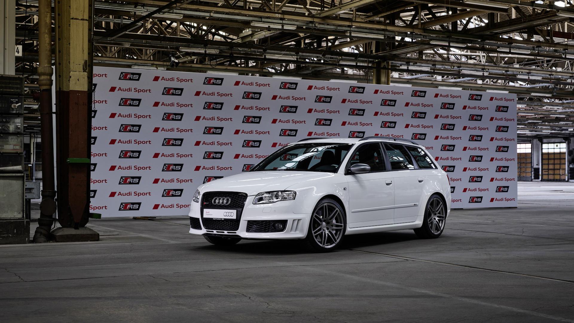 Audi celebrates 25 years of RS badge