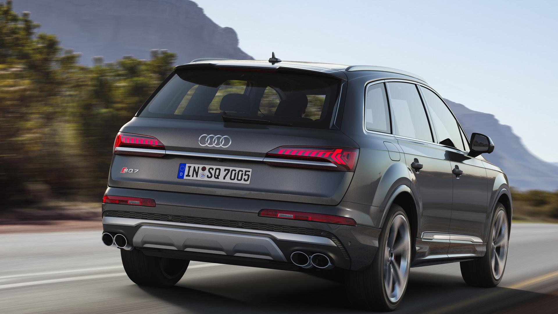 2020 Audi SQ7 TDI