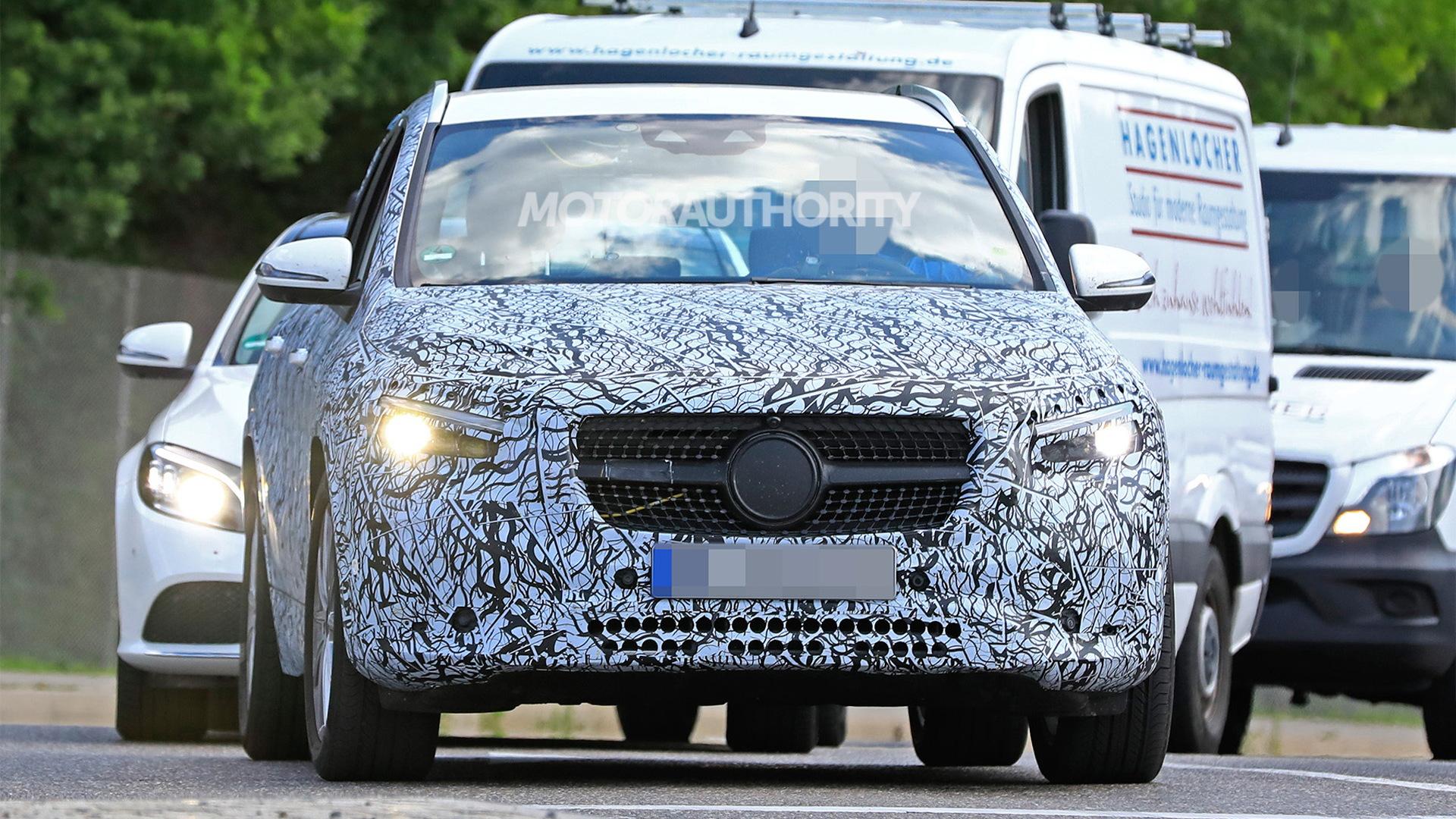 2020 Mercedes-Benz GLA Spy Shots, Rumors >> 2021 Mercedes Benz Gla Spy Shots And Video