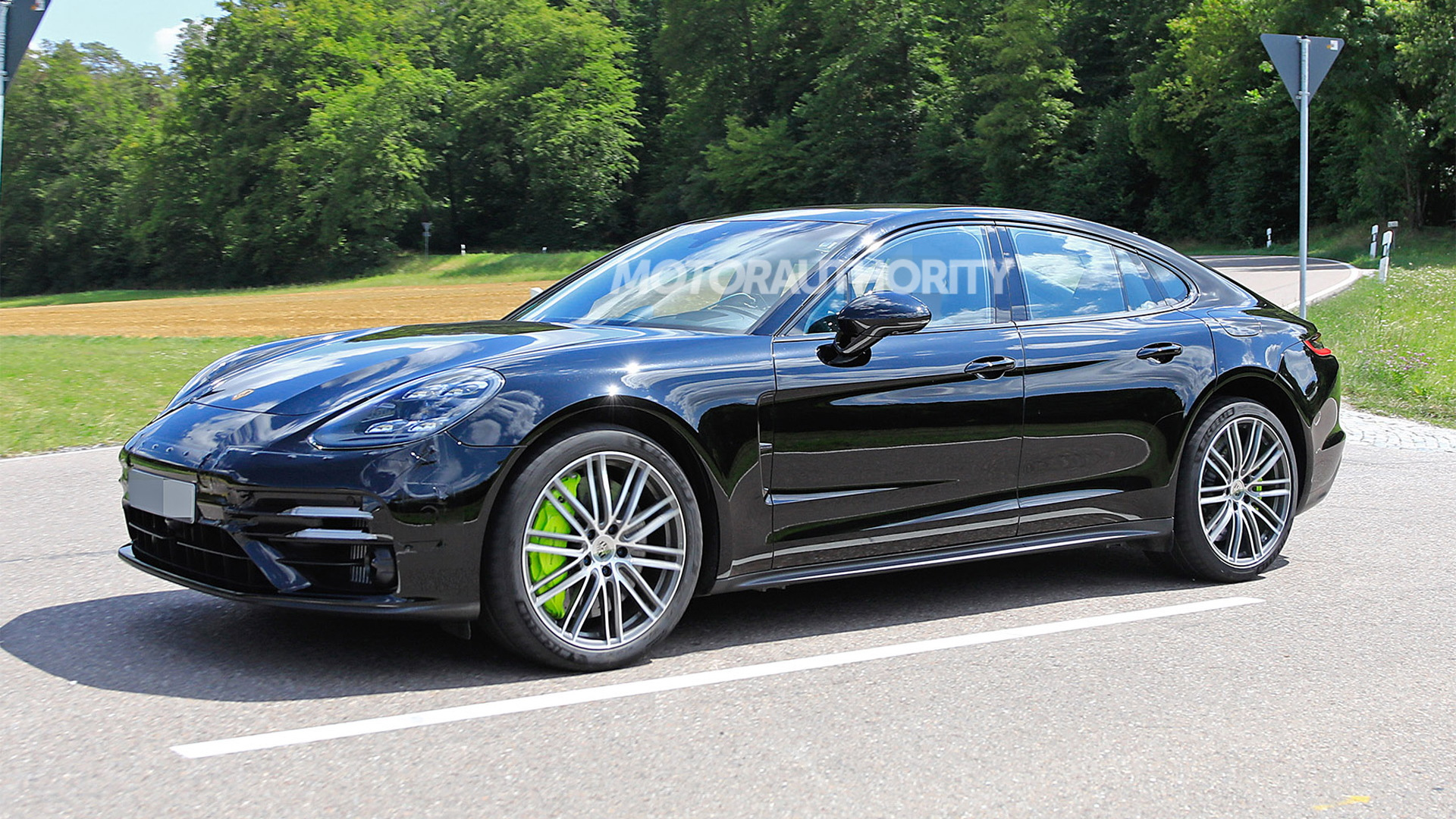 2021 Porsche Panamera Spy Shots And Video