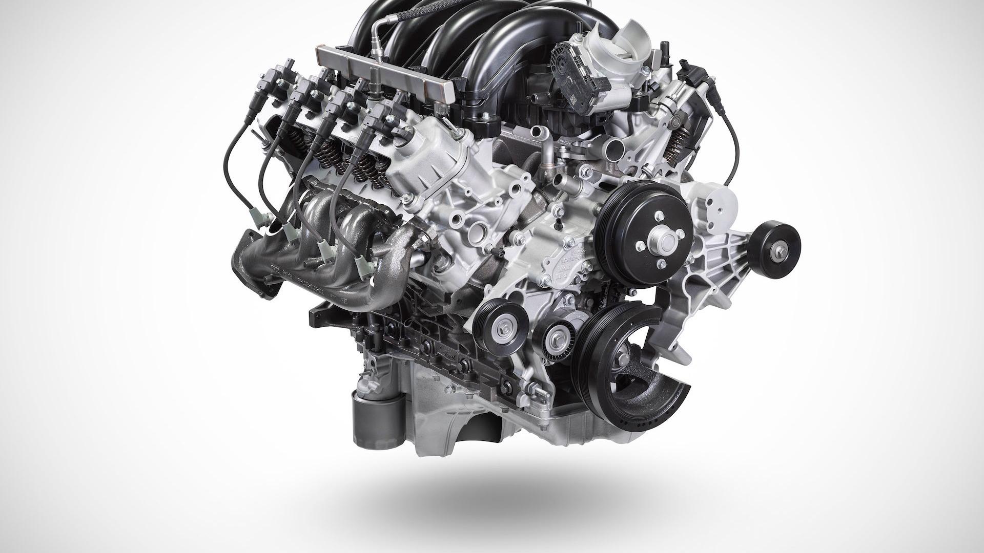 Ford 7.3-liter V-8