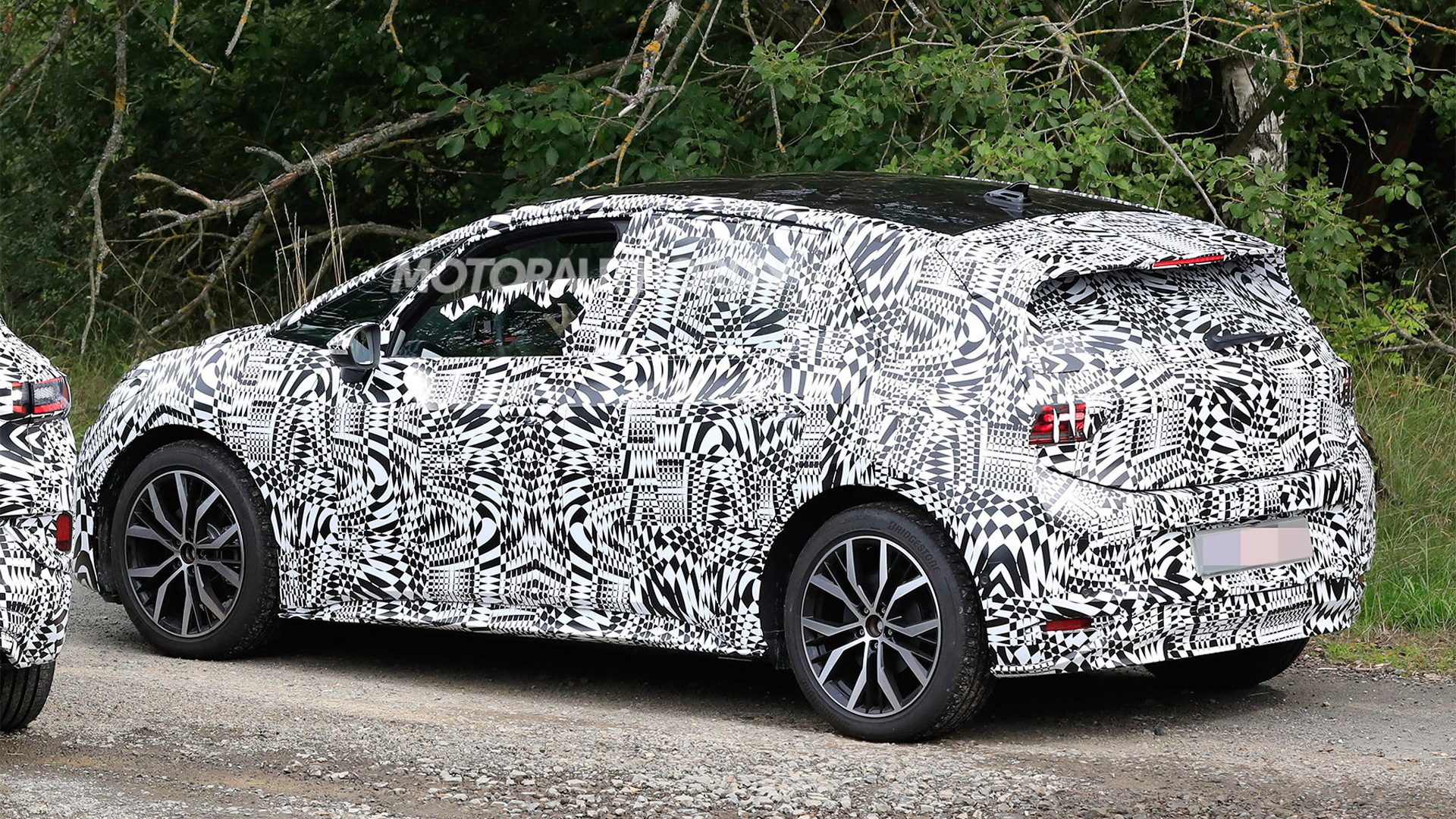2020 Volkswagen ID 3 spy shots - Photo credit: S. Baldauf/SB-Medien