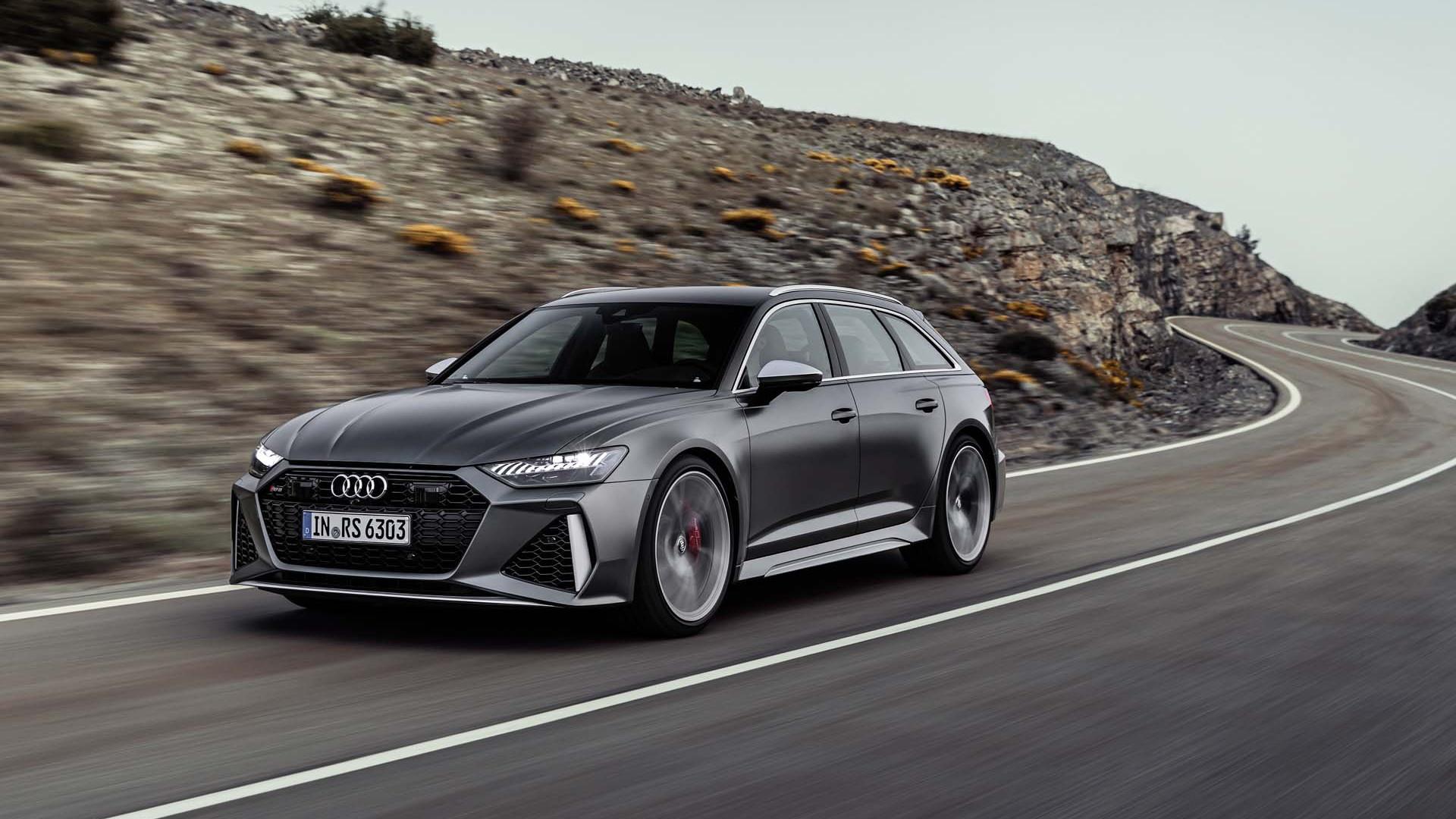 Audi RS 9 Avant to make US debut at Malibu Cars & Coffee | who make audi cars
