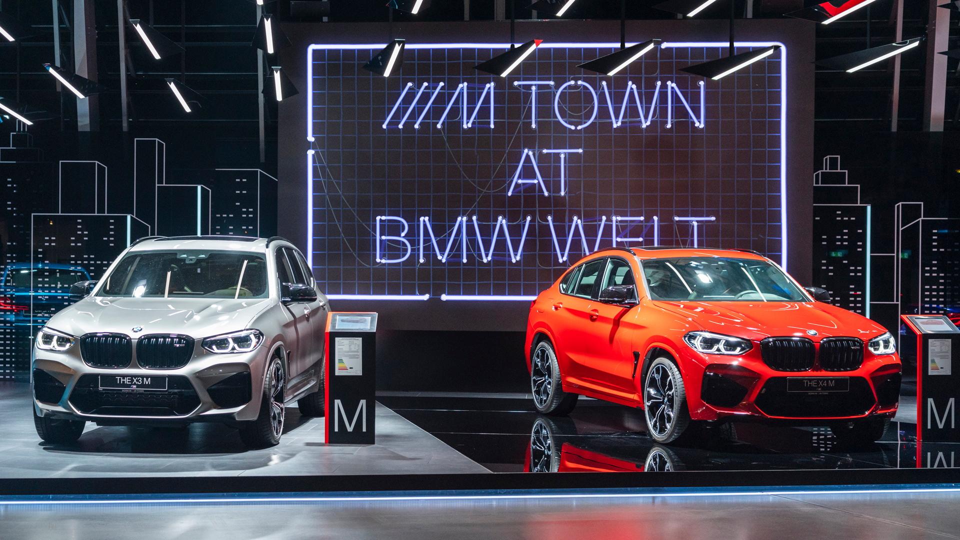 BMW Welt M Town