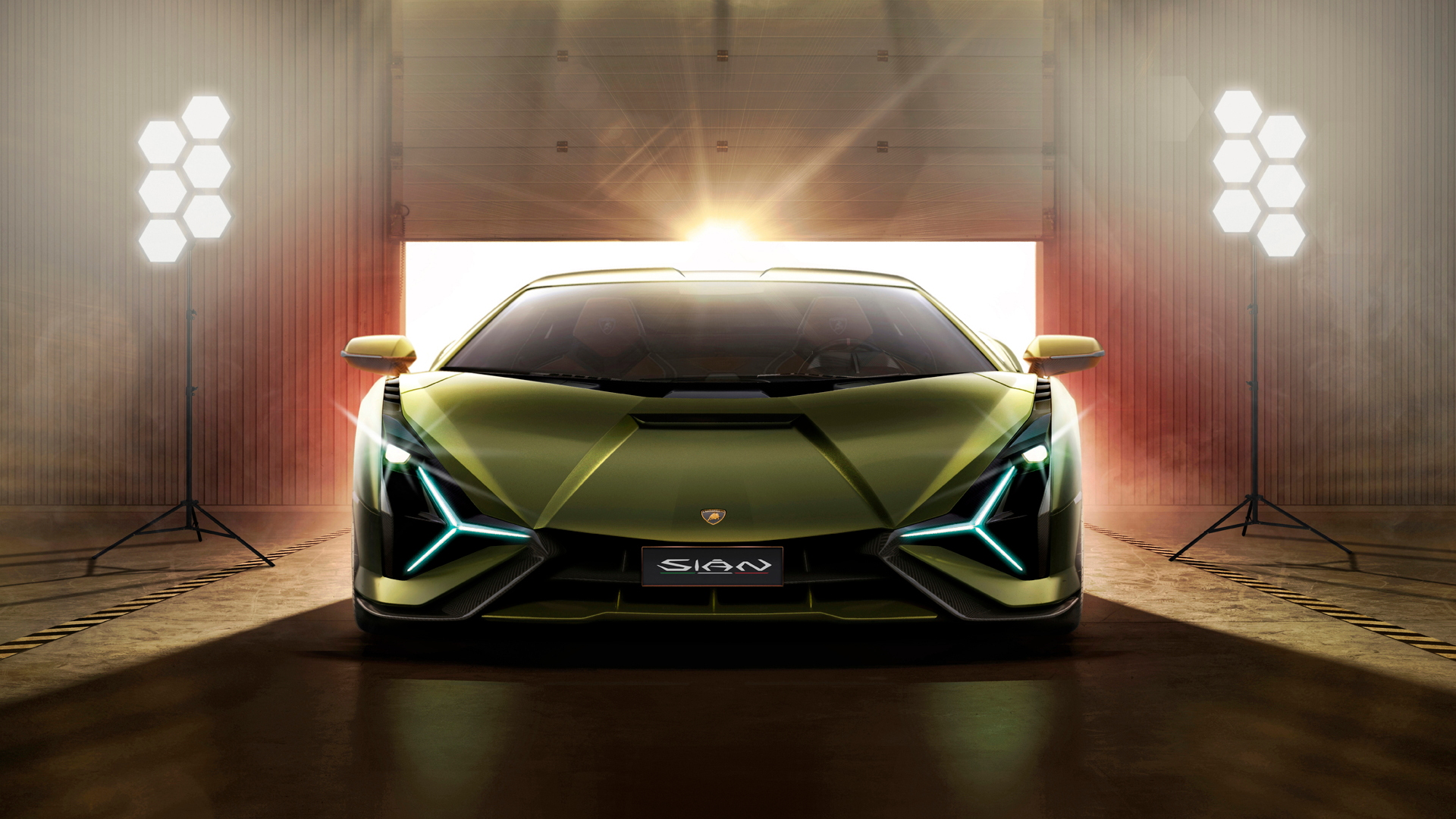 Lamborghini uses supercapacitors in its most powerful car ever