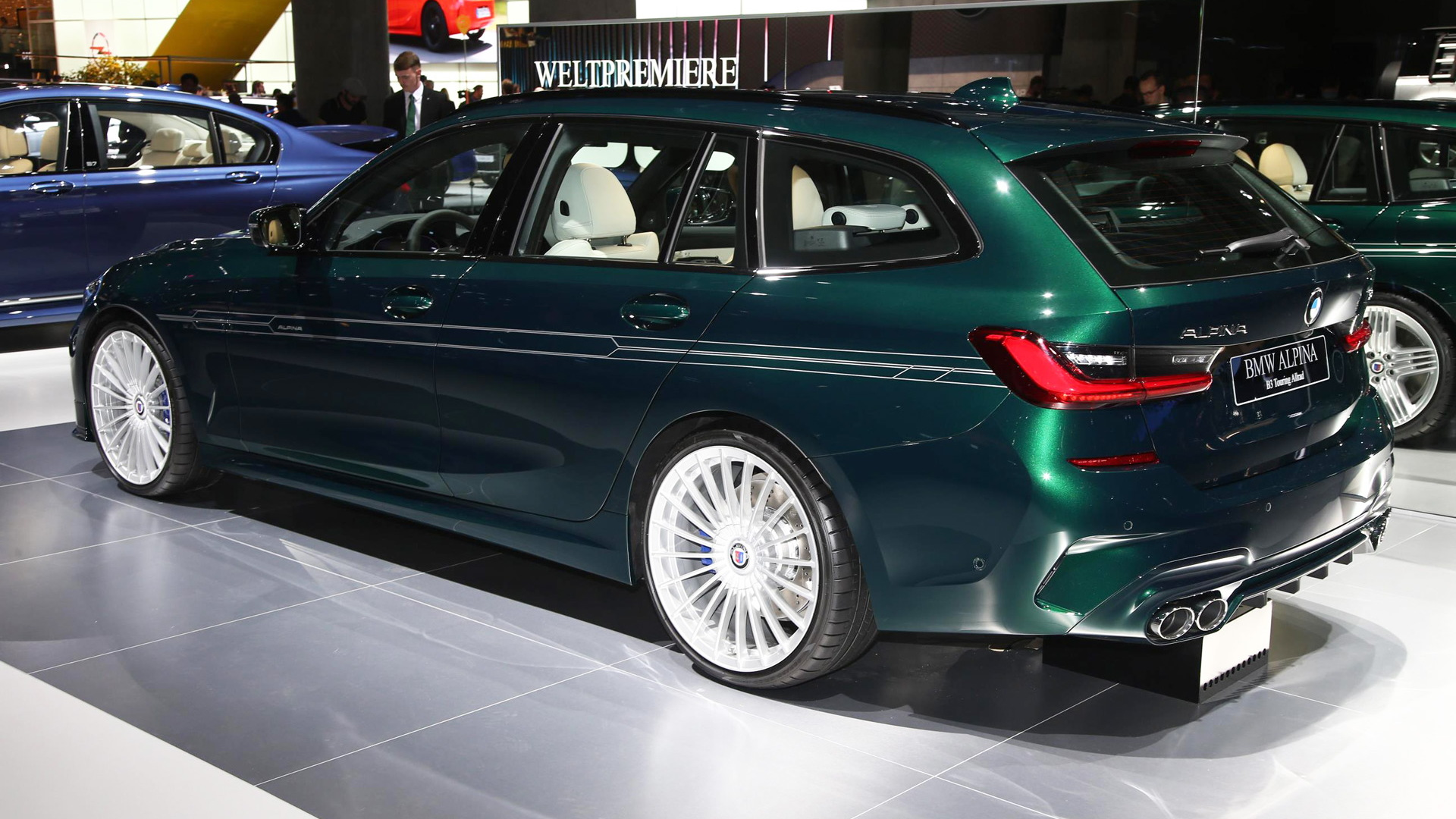 2020 BMW Alpina B3 Touring