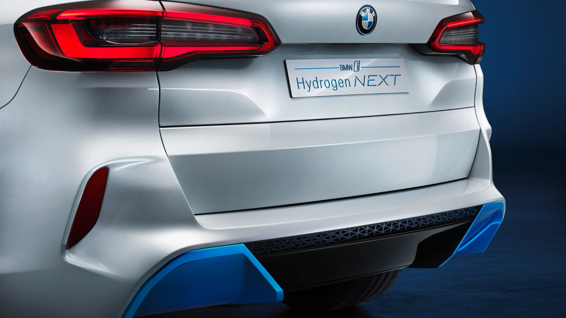 BMW i Hydrogen Next development vehicle (fuel-cell X5)