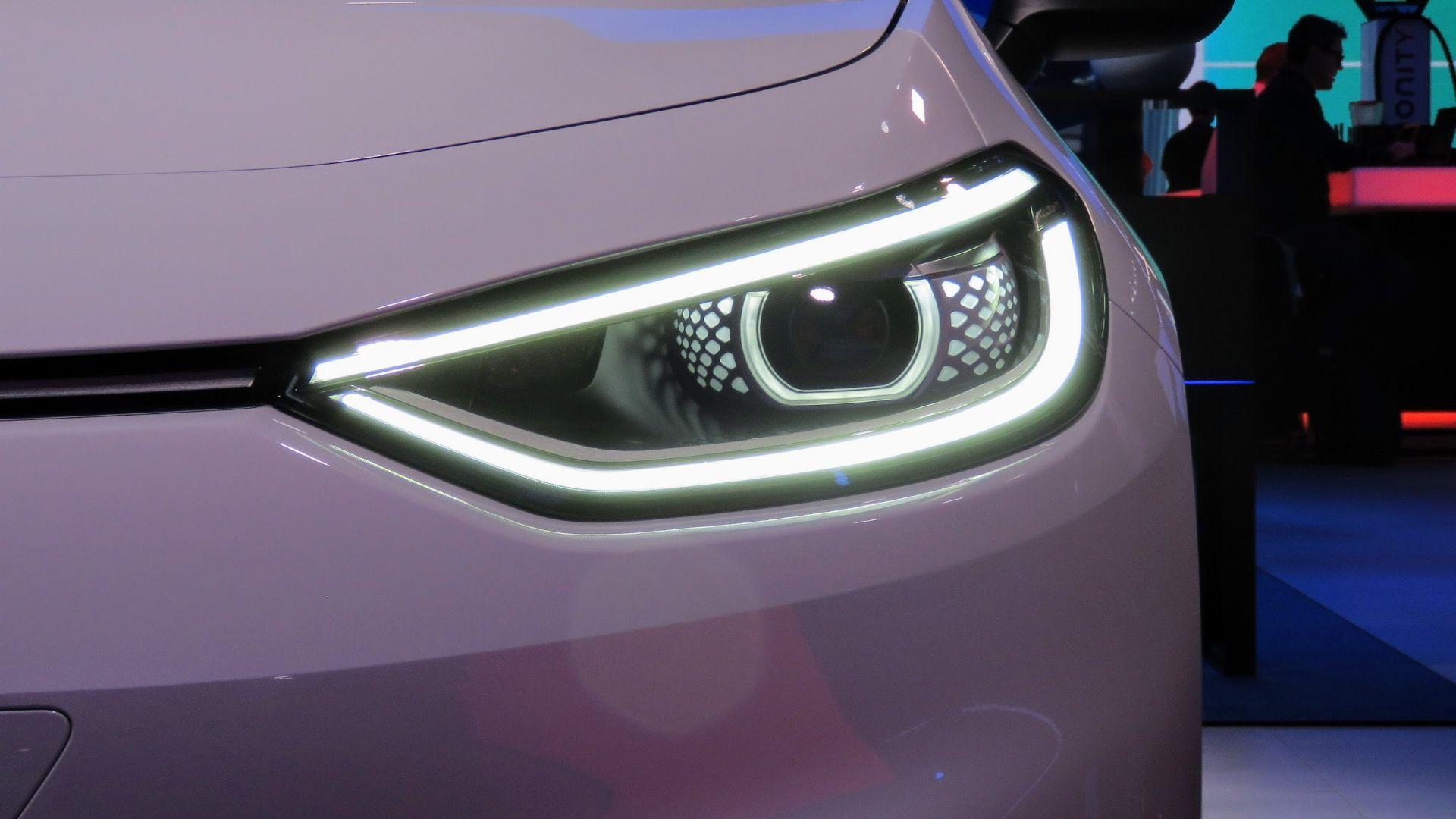 Volkswagen ID 3 (Euro-spec)  -  2019 Frankfurt auto show