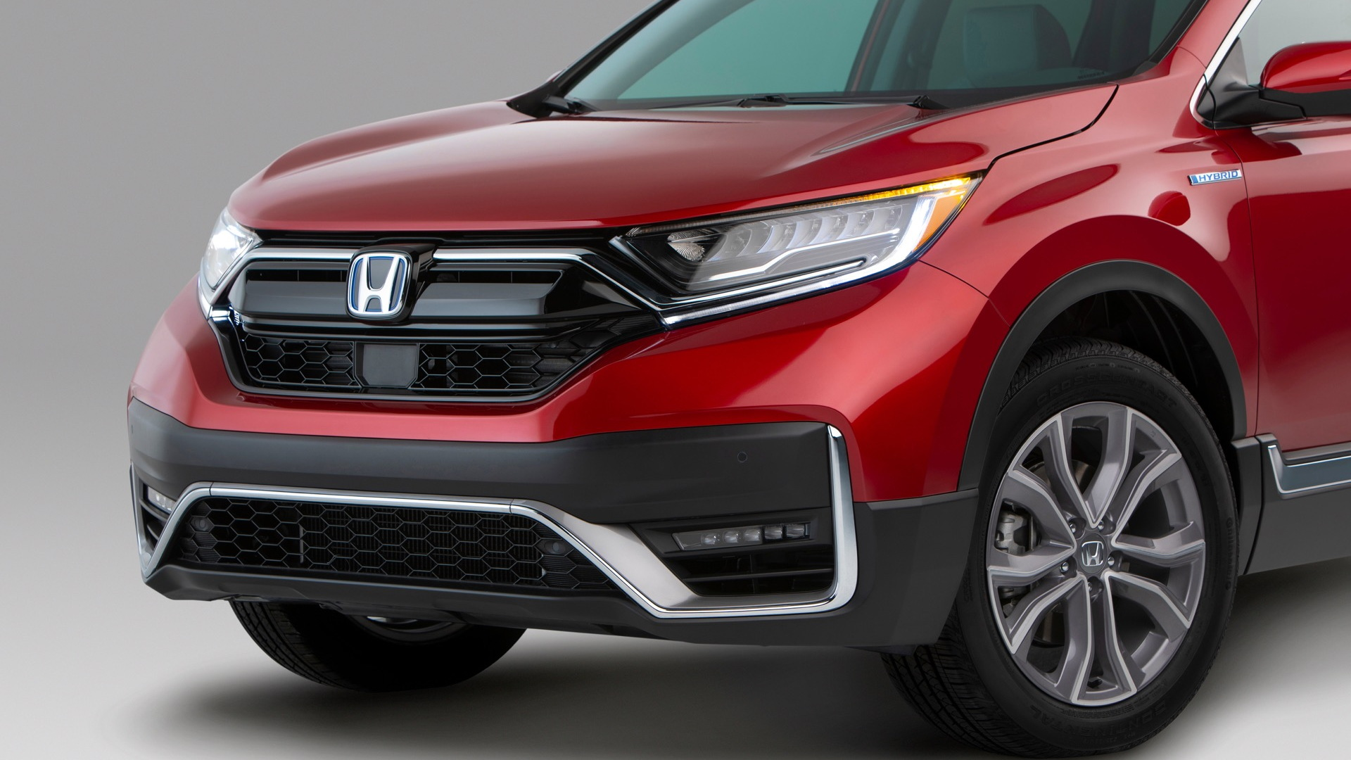 Honda CR-V Hybrid introduced for the United States