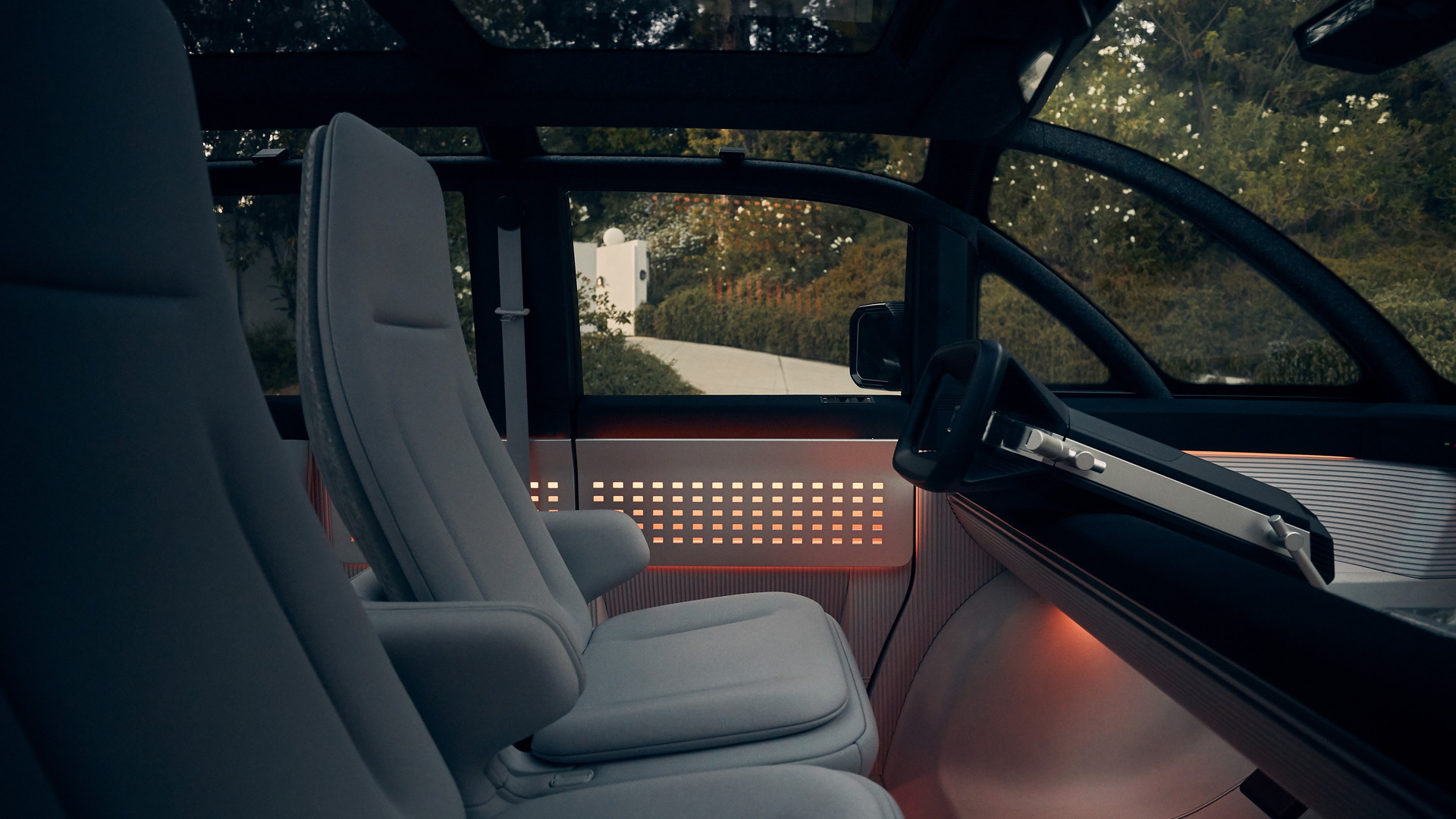 Canoo electric car
