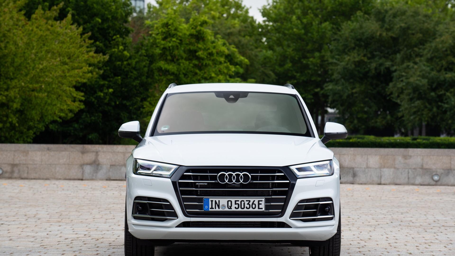 2020 Audi Q5 plug-in hybrid (Euro-spec)