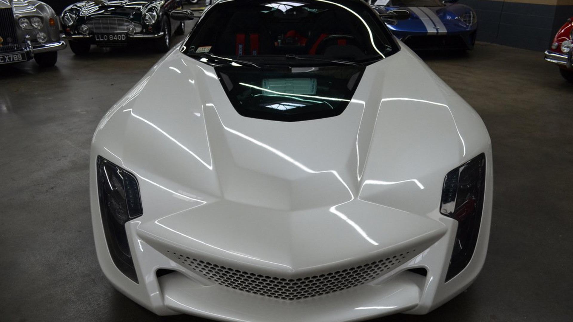 Bertone Mantide - Photo credit: Autosport Designs