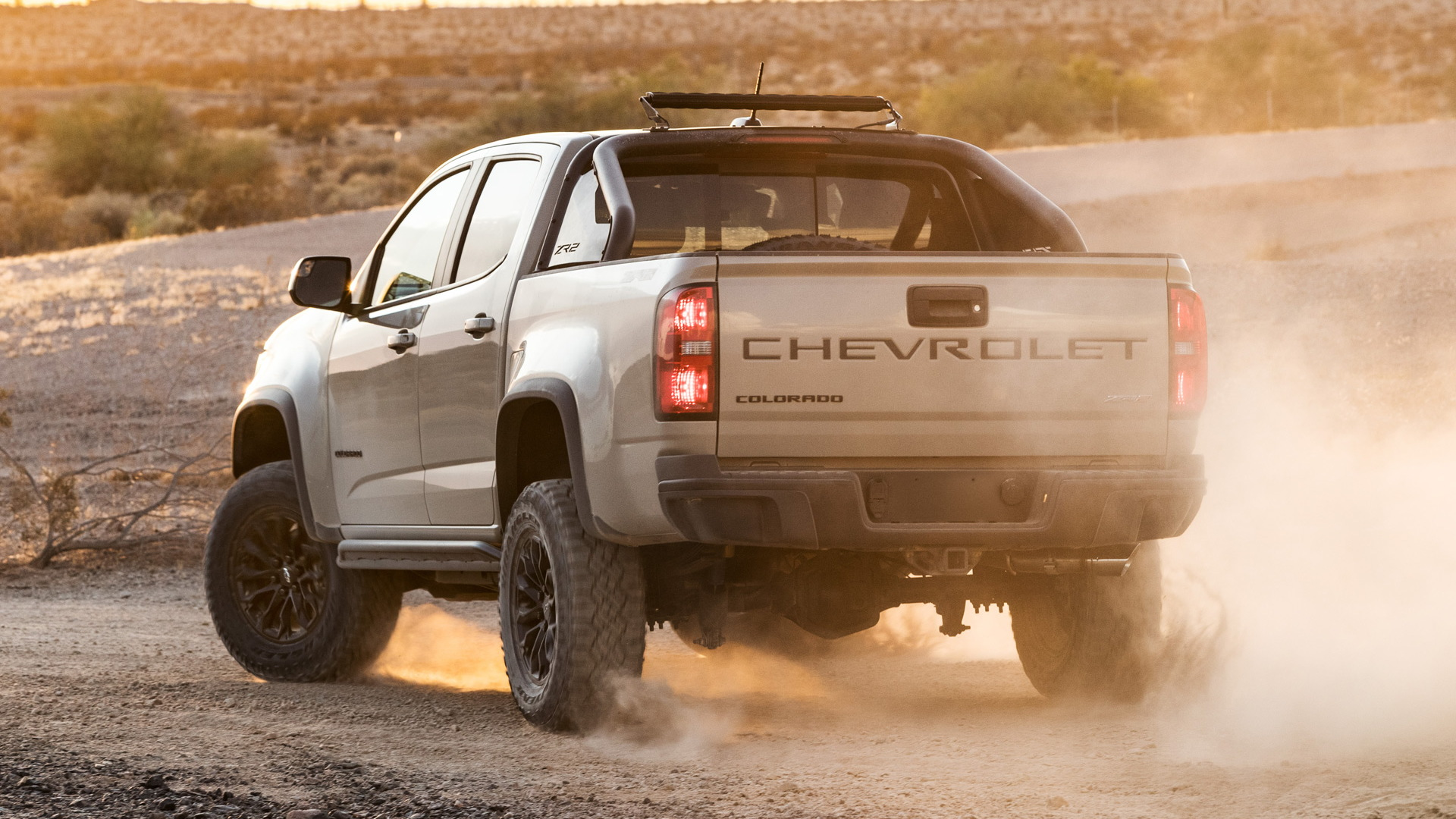 Chevy previews updated 2021 Colorado ahead of SEMA show