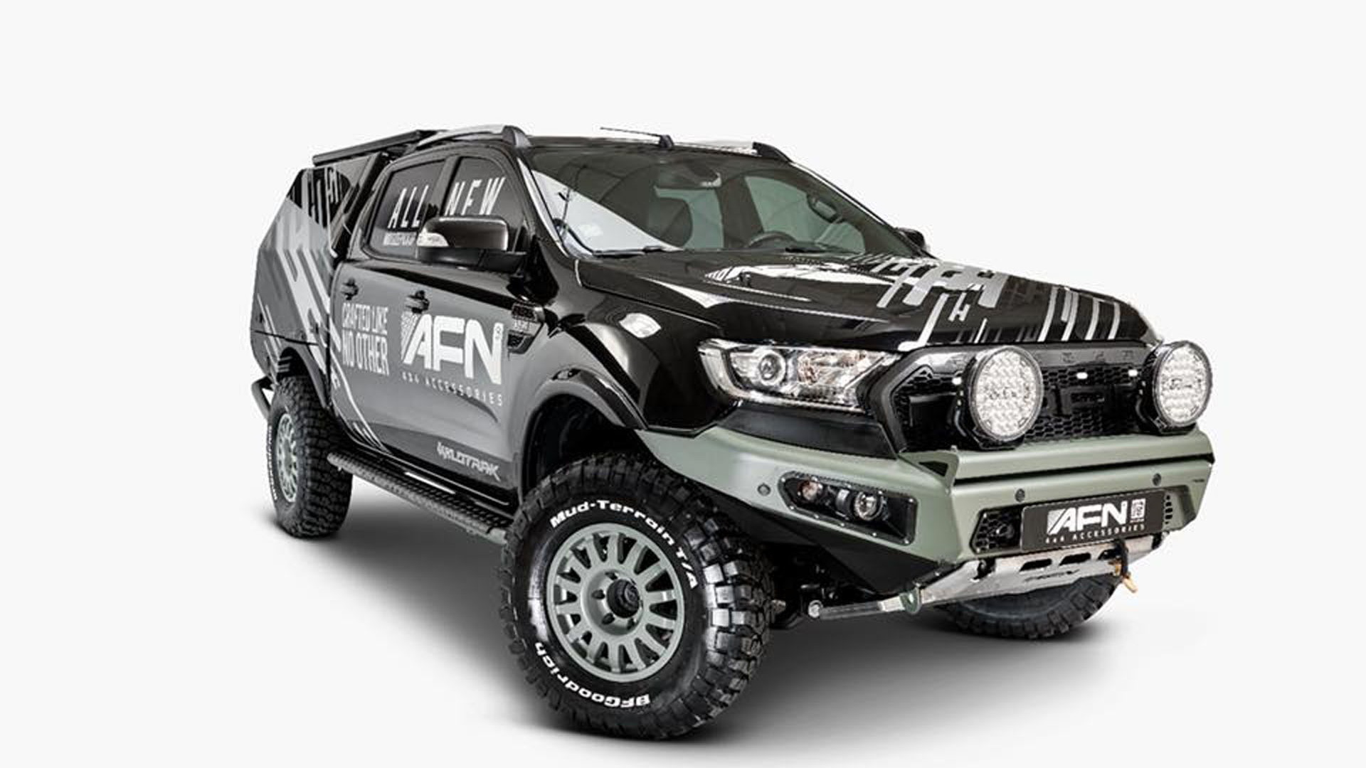 Advanced Accessory Concepts Ford Ranger SEMA
