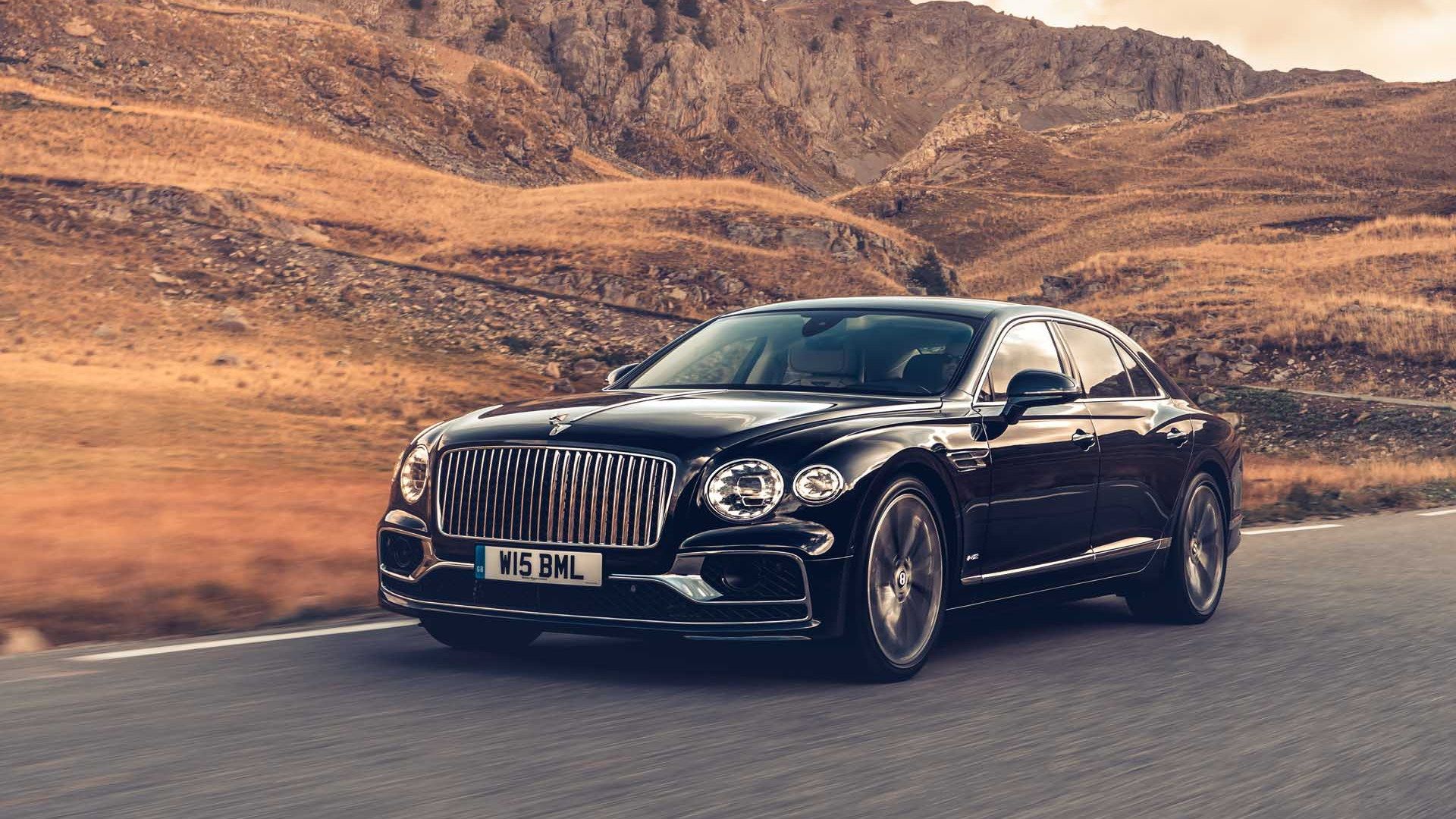 2020 Bentley Flying Spur first drive