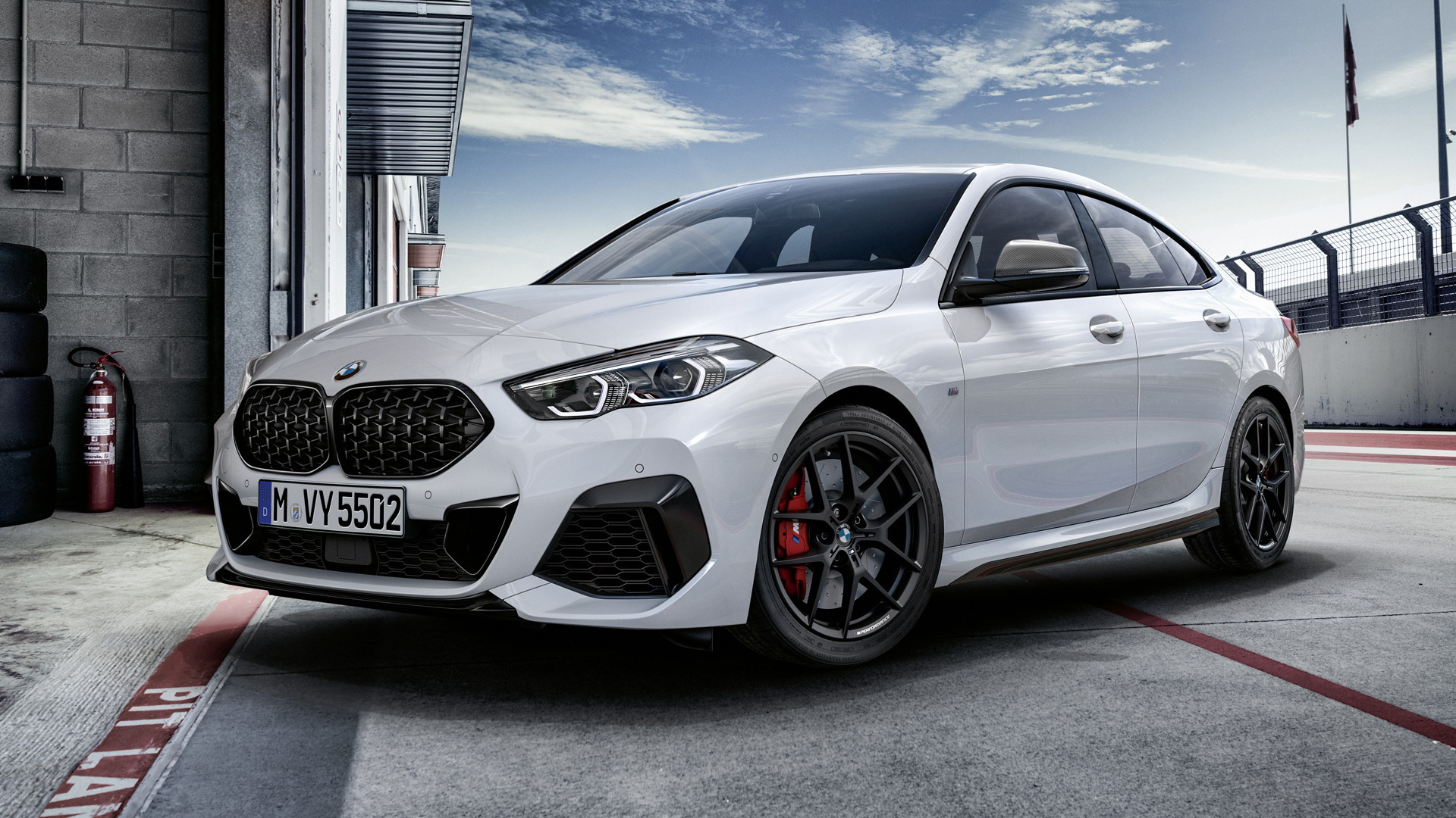 2020 BMW 2-Series Gran Coupe with M Performance parts
