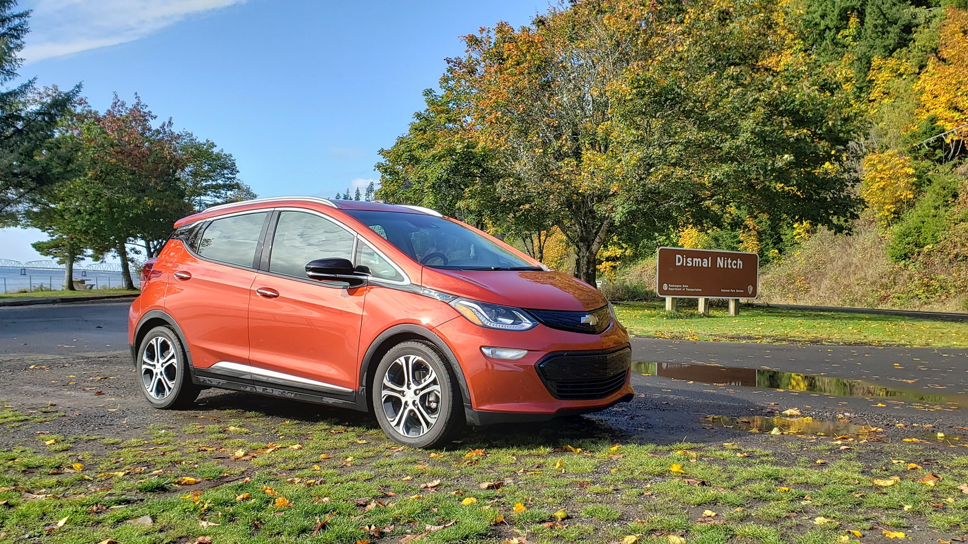 2020 Chevrolet Bolt EV, Dismal Nitch, Washington