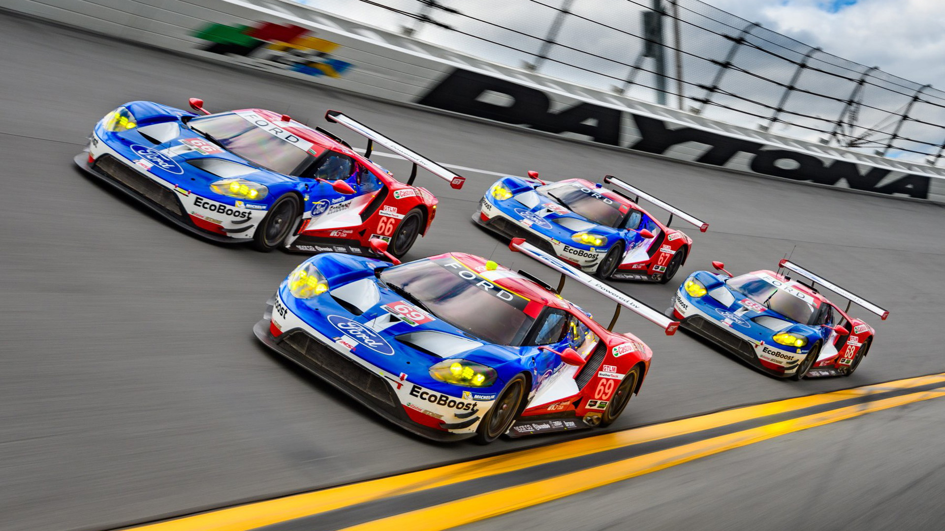 Ford GT racing program comes to a close