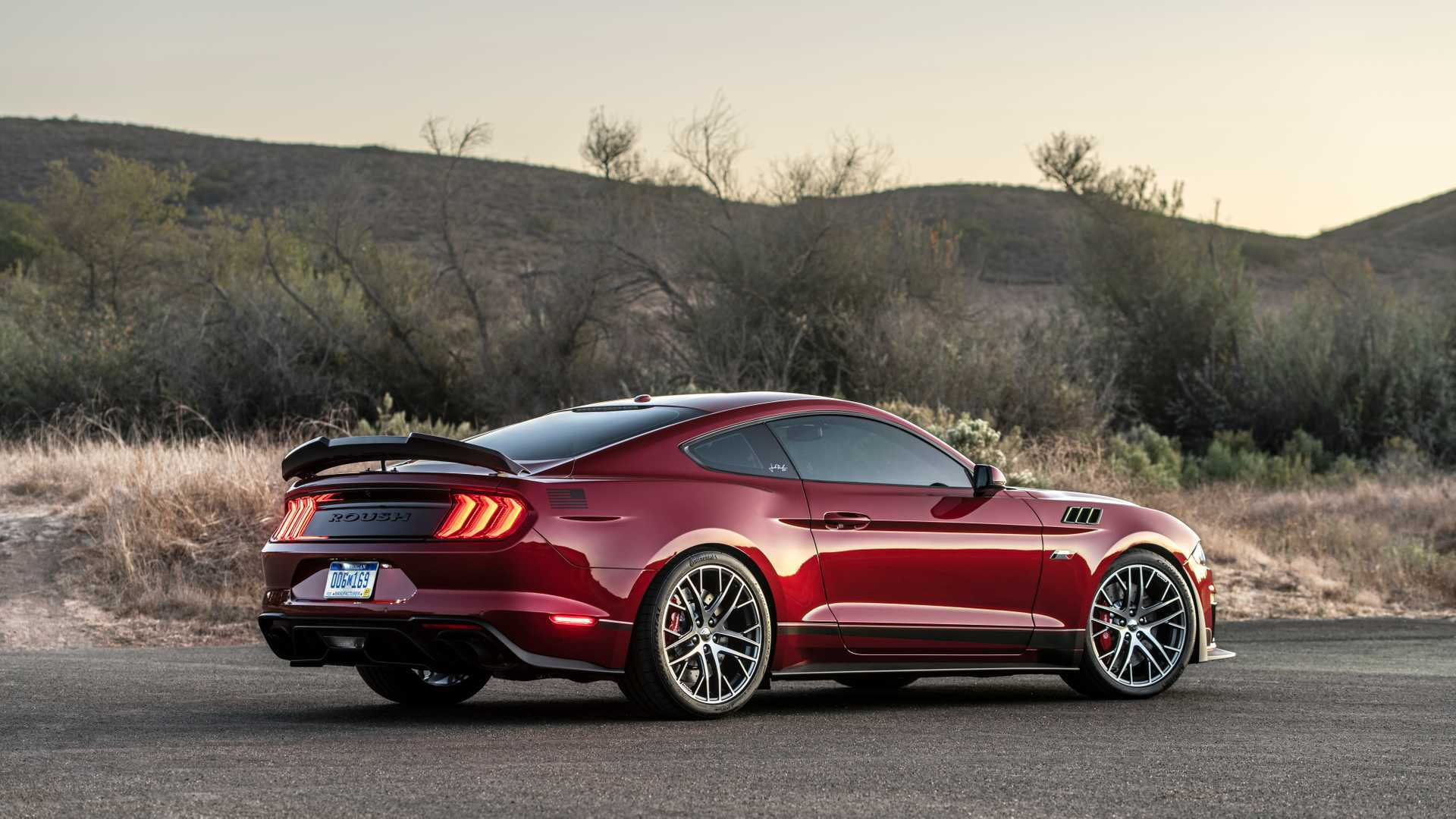 2020 Jack Roush Edition Mustang