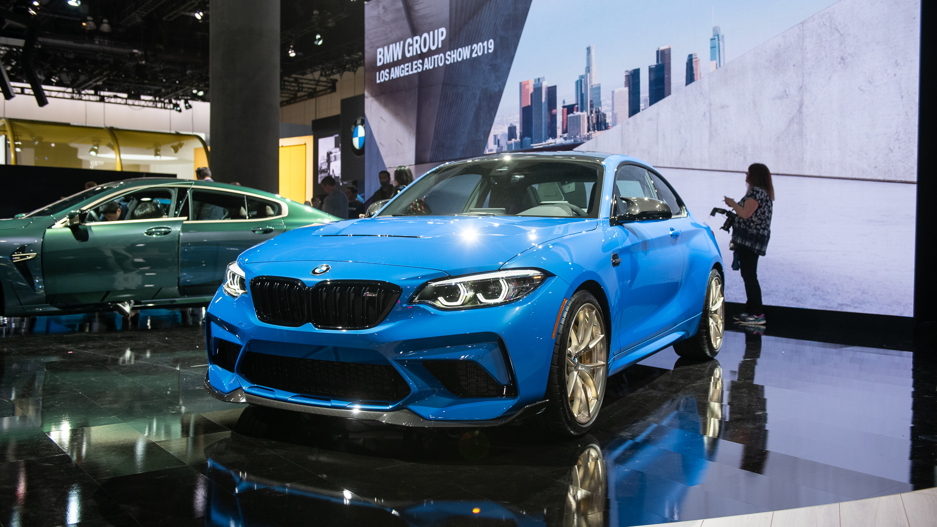 La Auto Show 2020.2020 Bmw M2 Cs Arrives As Limited Edition For Enthusiasts
