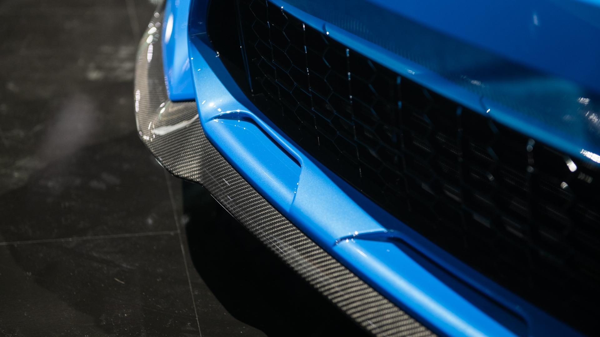 2020 BMW M2 CS, 2019 LA Auto Show