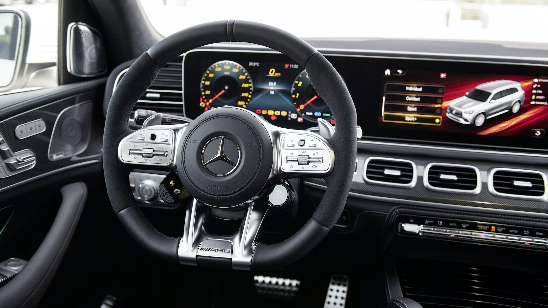2021 Mercedes-Benz GLE 63 AMG, GLS 63 AMG pair fire ...