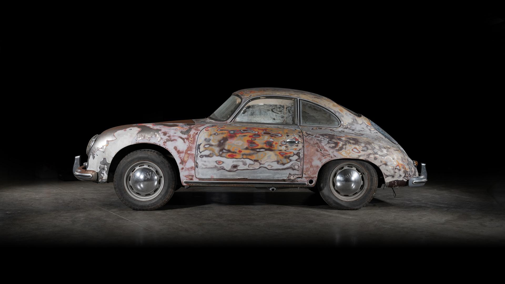 1959 Porsche 356A patina special