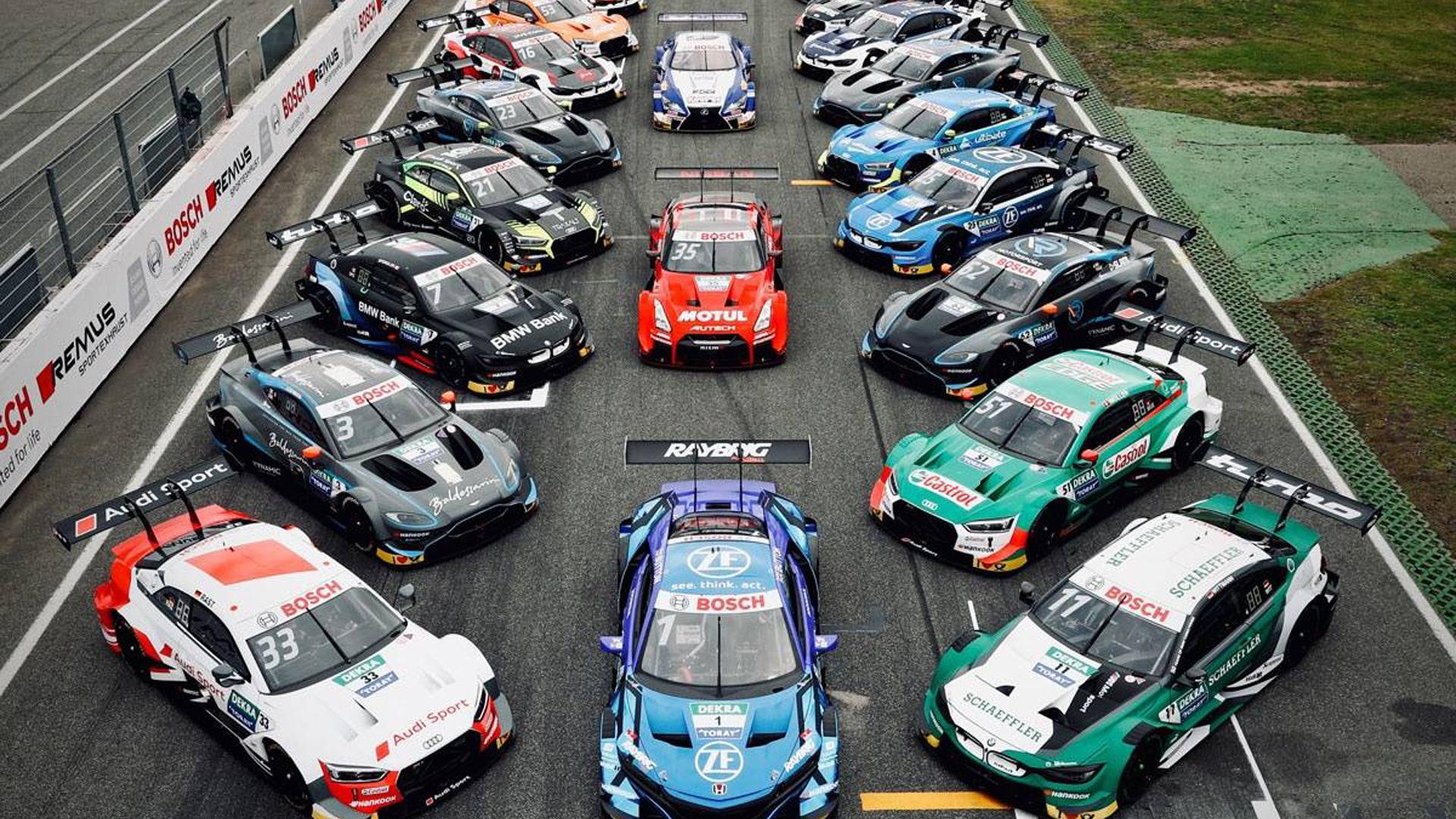Super GT x DTM Dream Race Fuji