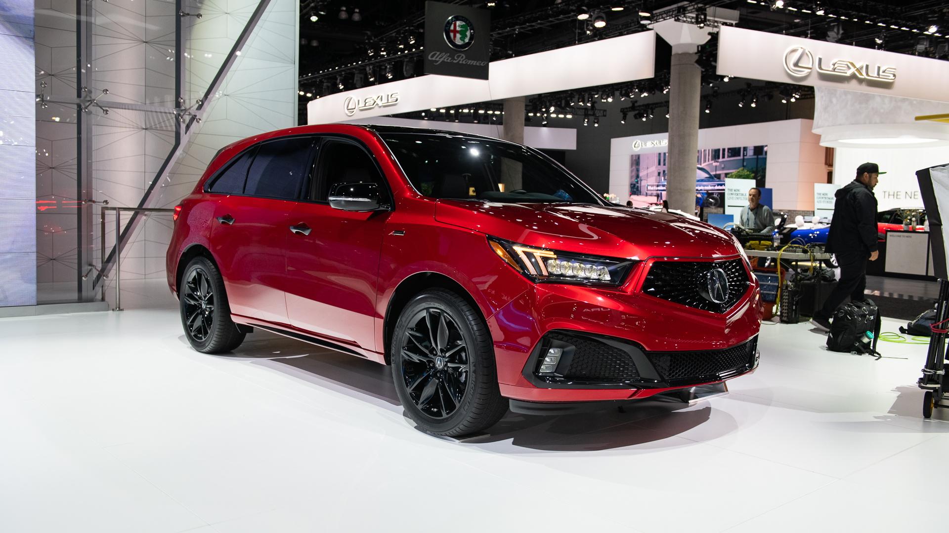 2020 Acura MDX Prices