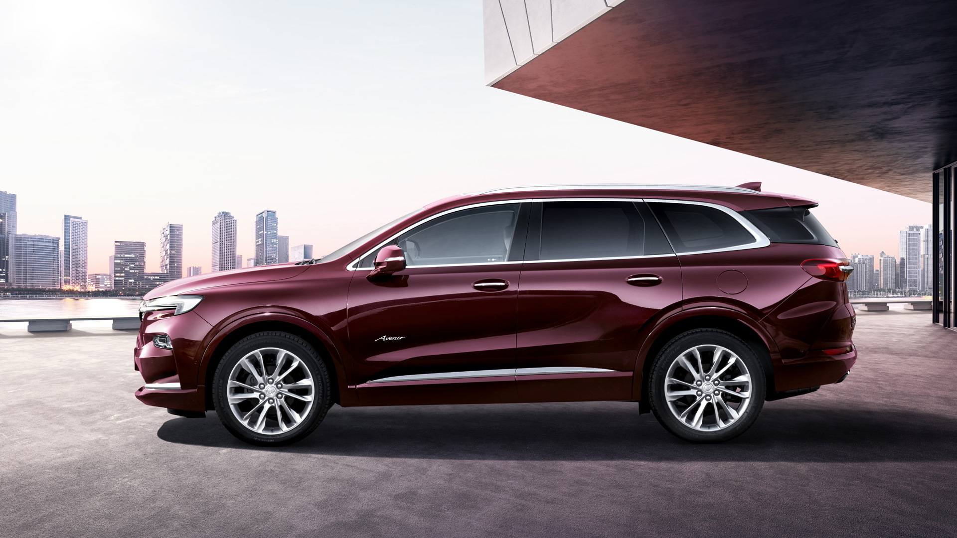 2020 Buick Enclave (Chinese spec)