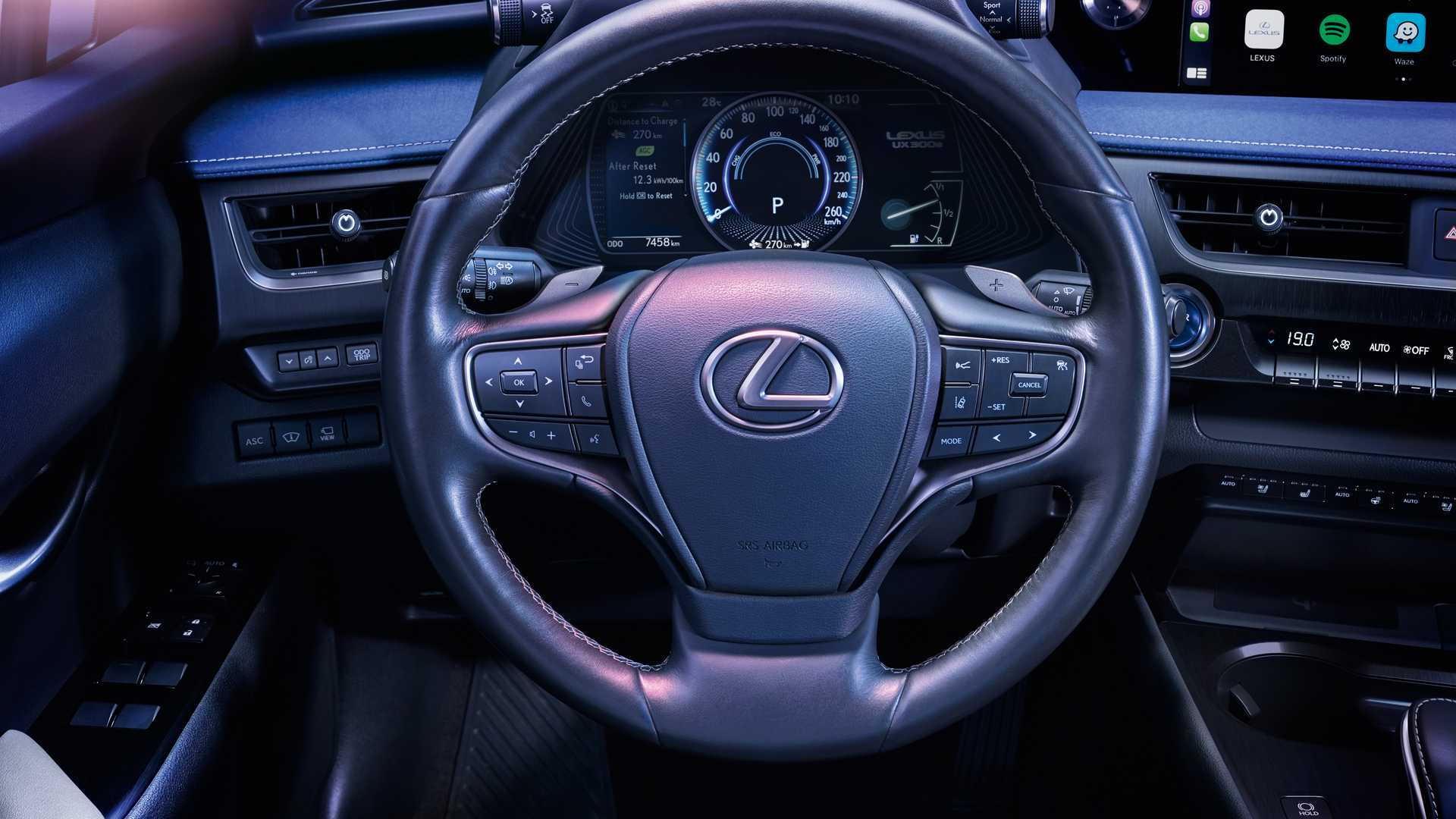 2020 Lexus UX 300e