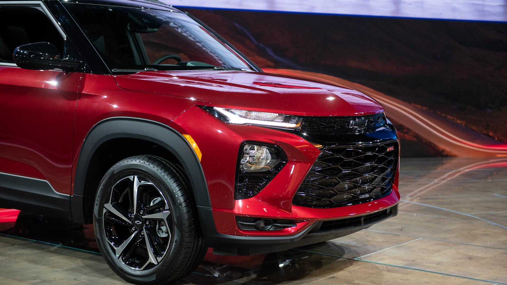 2021 Chevrolet Trailblazer, 2019 LA Auto Show