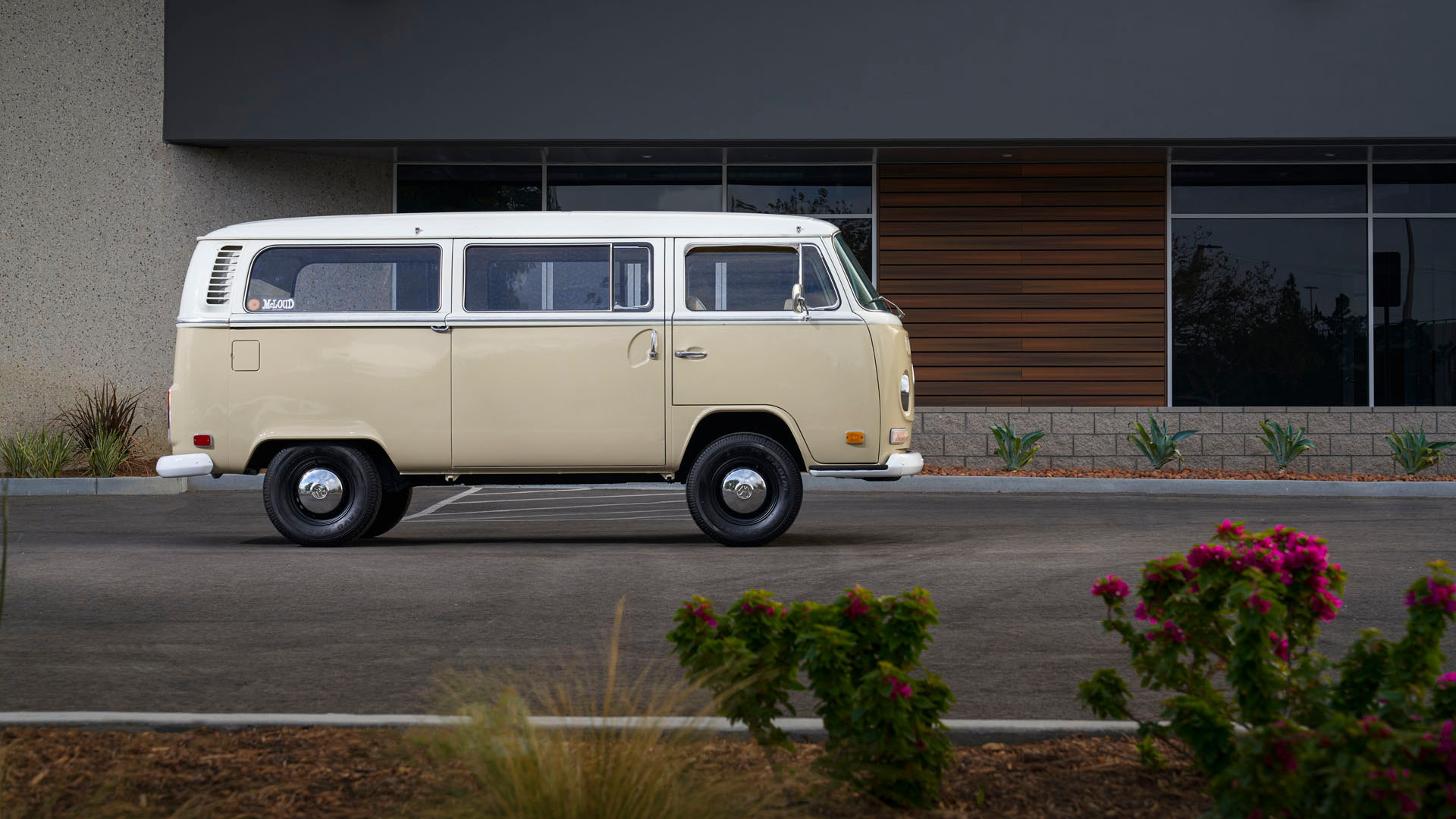Volkswagen Type 2 electric conversion