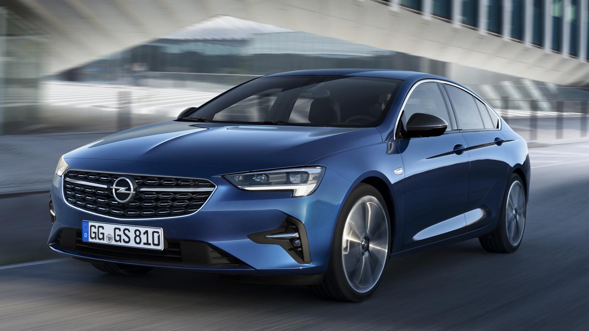 2020 Opel Insignia Grand Sport