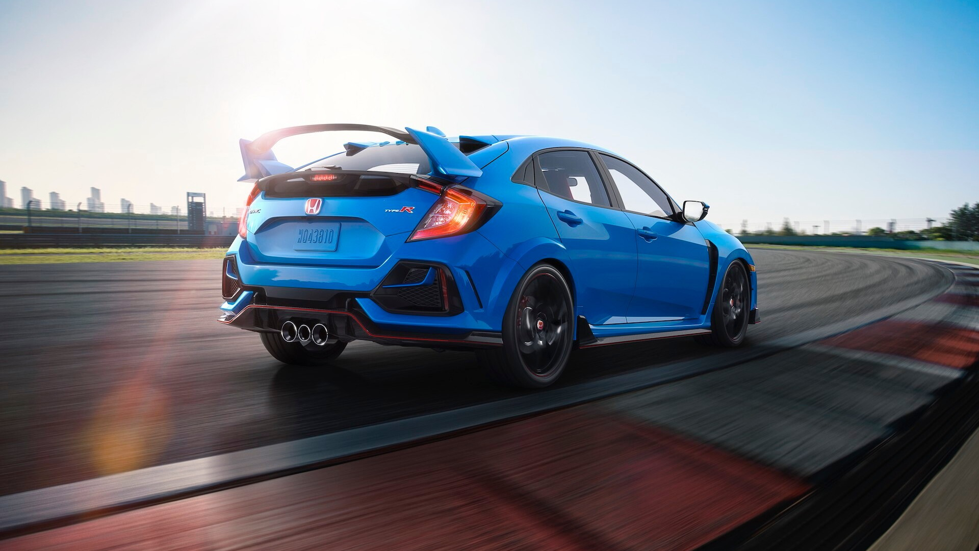 Revised 2020 Honda Civic Type R promises even more performance