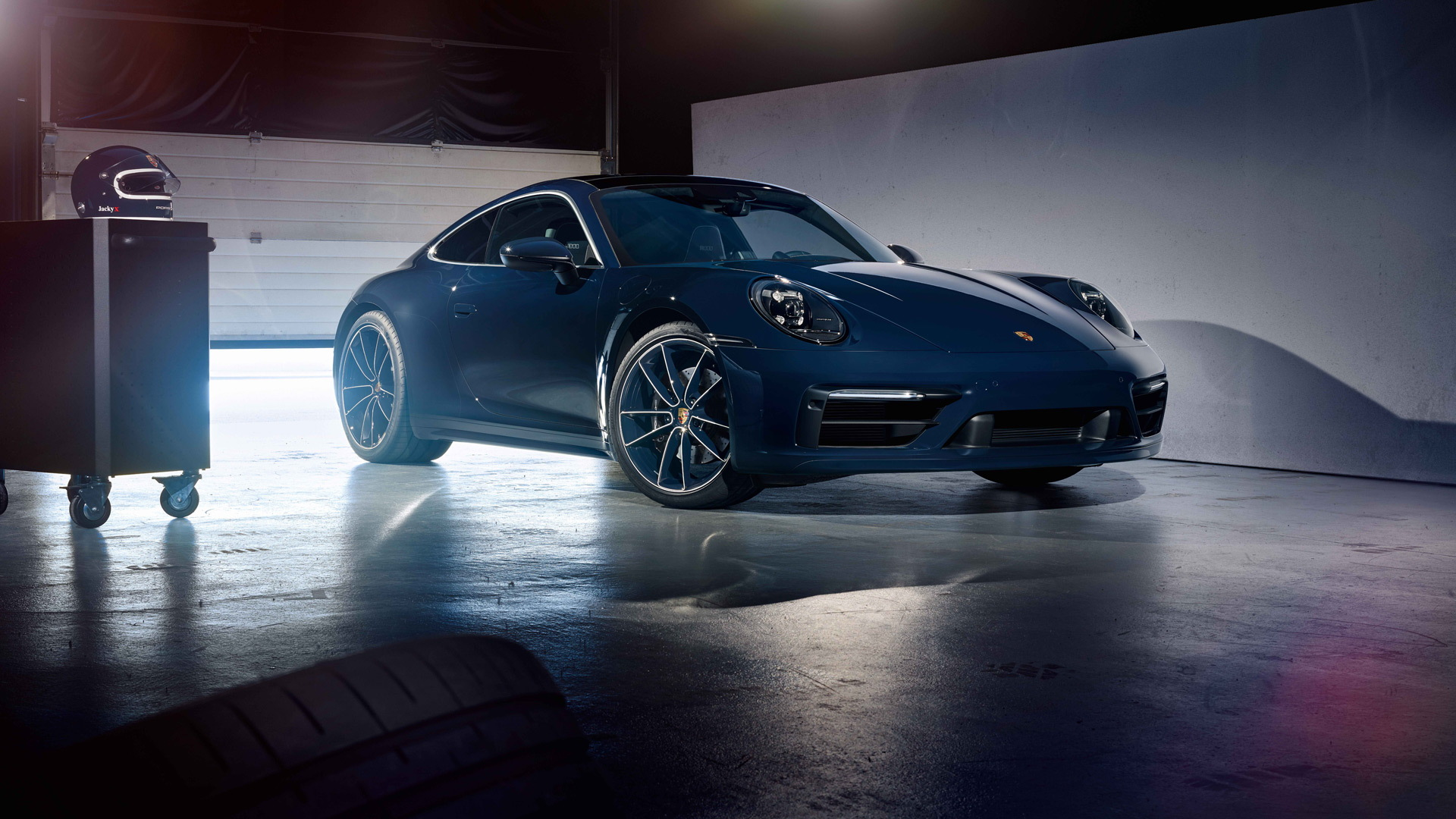 2020 Porsche 911 Carrera 4S Belgian Legend Edition